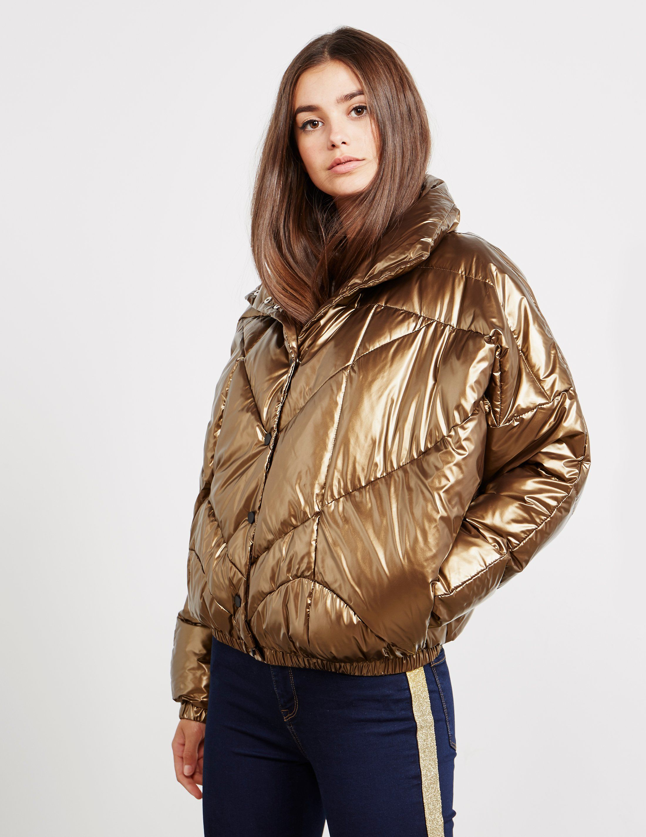 Pyrenex Willow Metallic Jacket - Online Exclusive