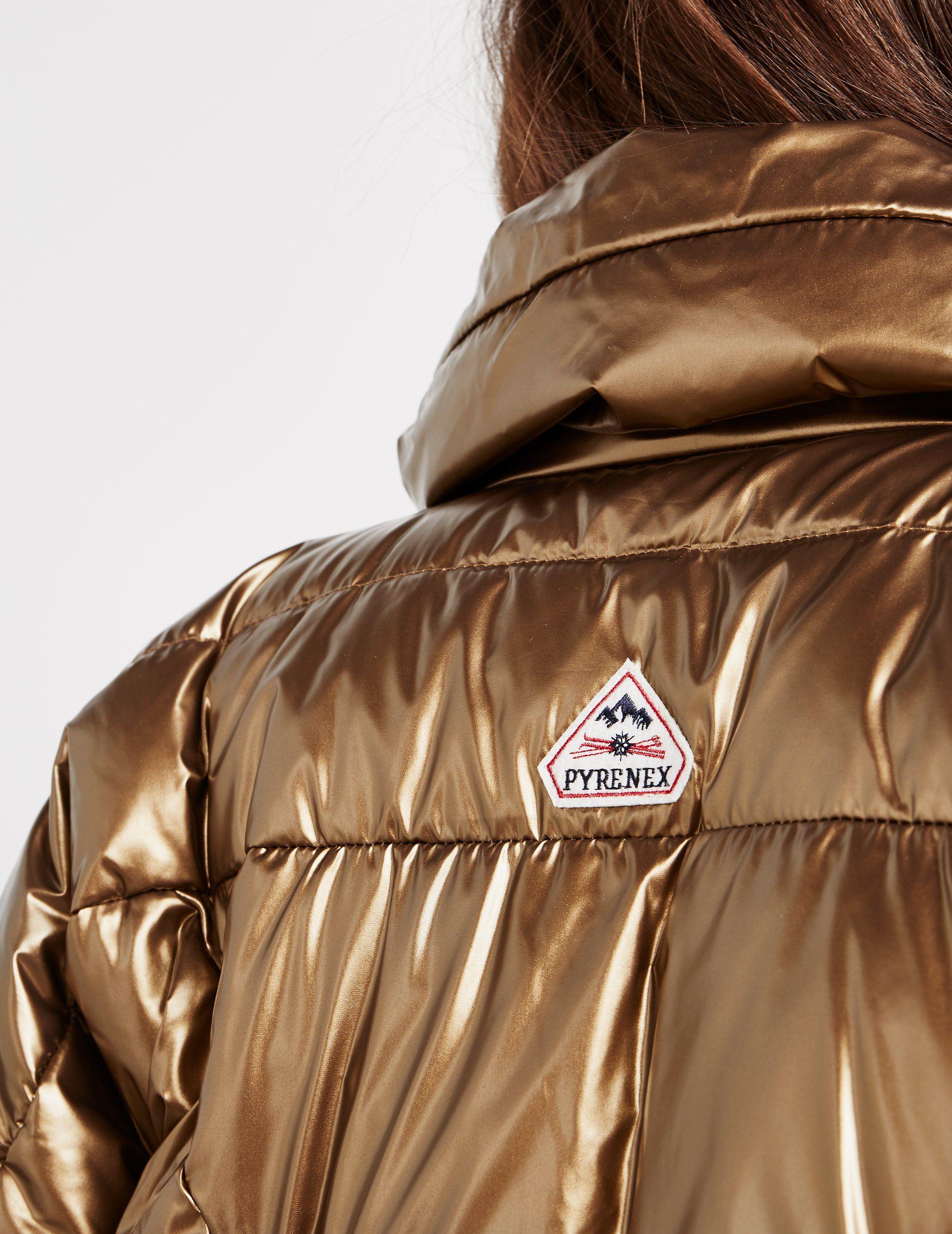 Pyrenex Willow Metallic Jacket - Online Exclusive