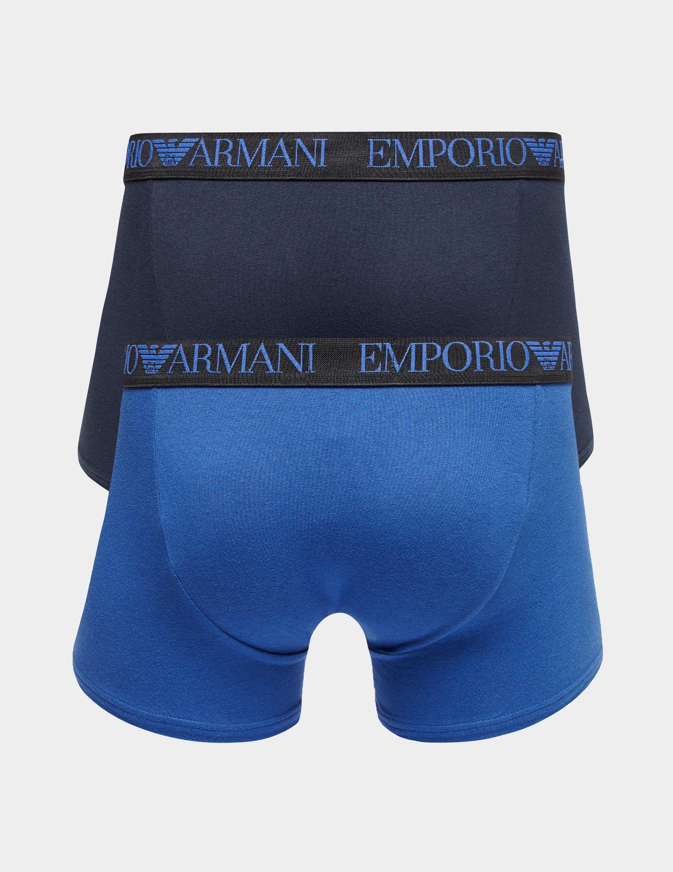 Emporio Armani 2-Pack Endurance Boxer Shorts