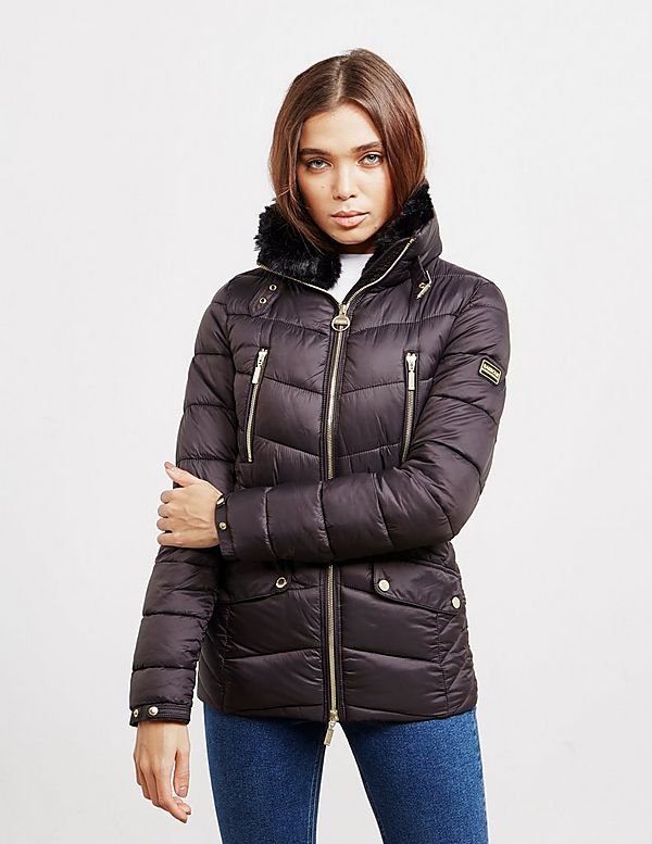 Barbour International Autocross Quilted Jacket  2a8bbea9c
