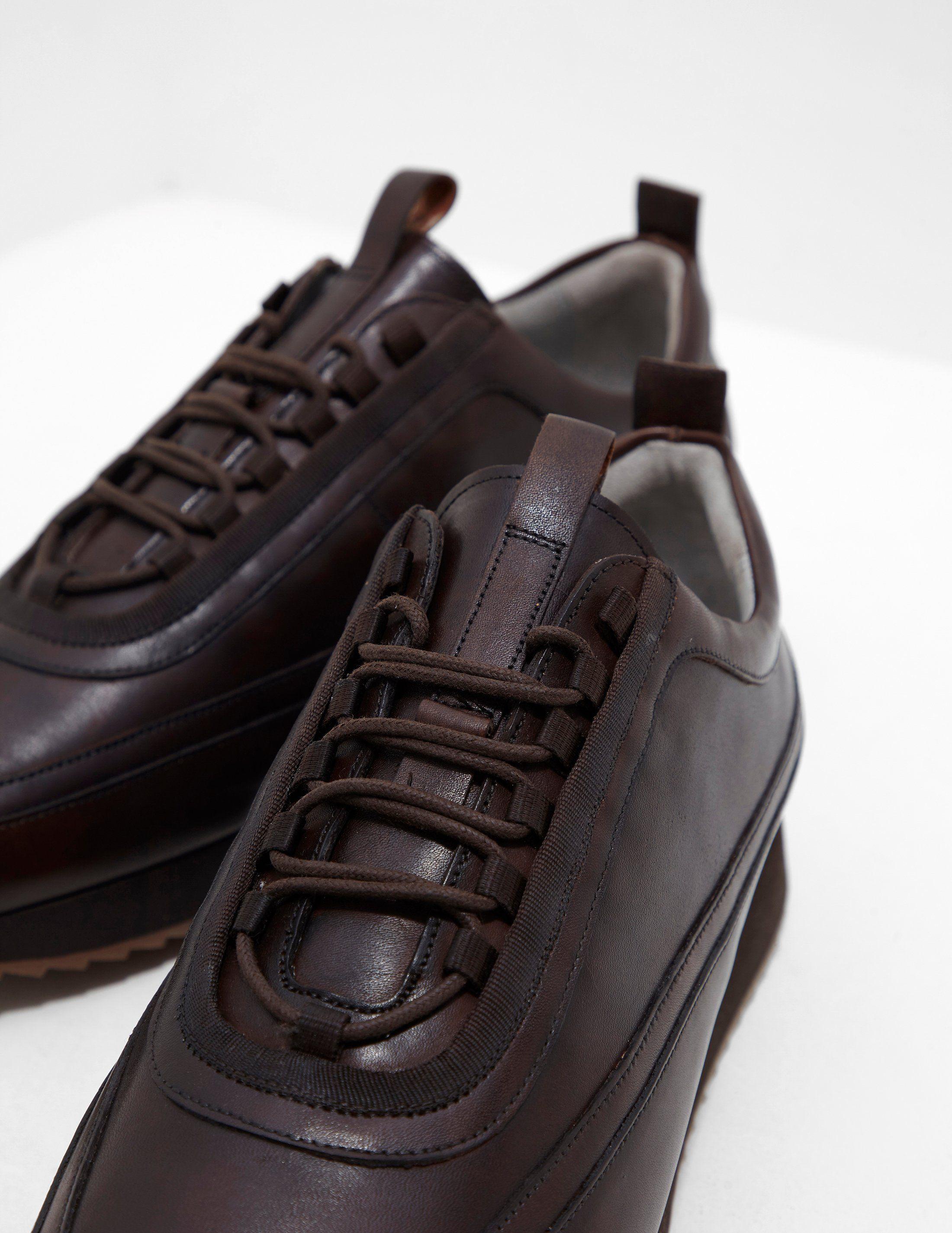 Grenson Sneaker 12 Leather