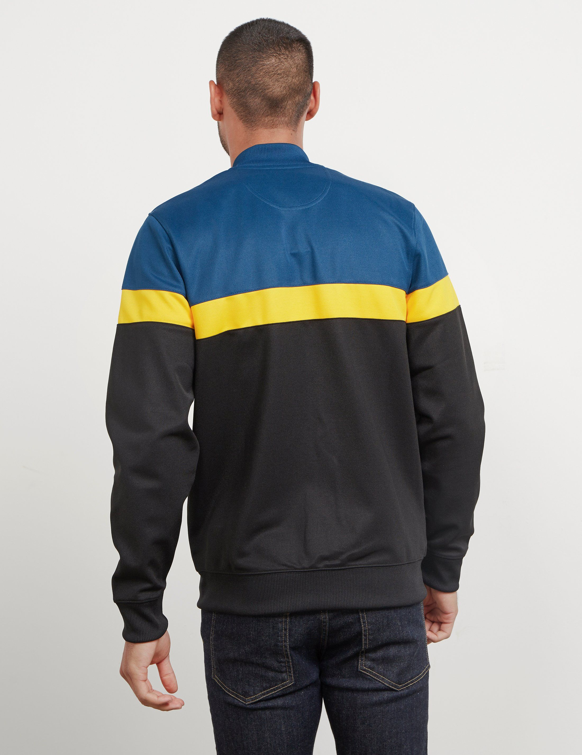 Barbour International Curve Full Zip Track Top