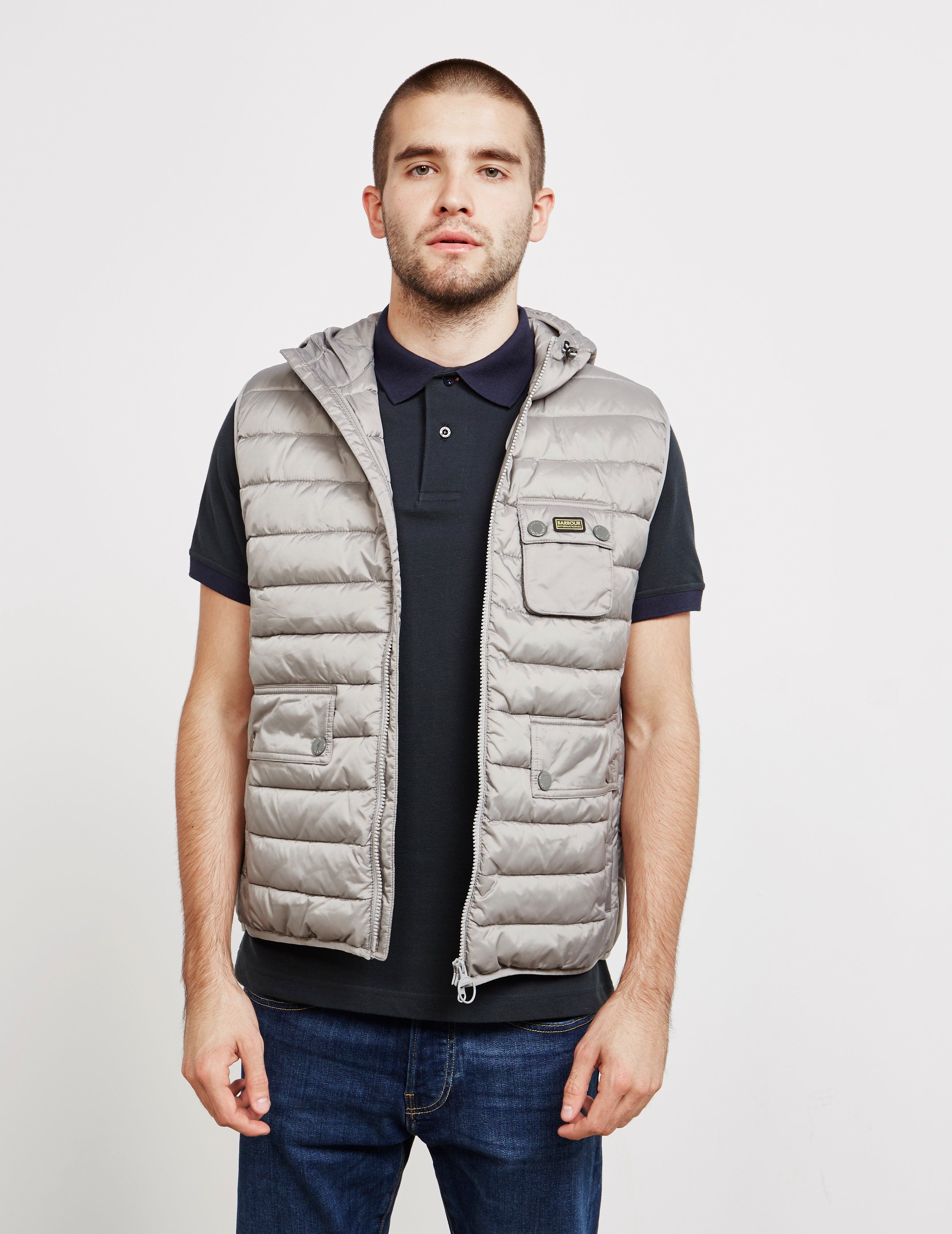 Barbour International Ouston Padded Gilet