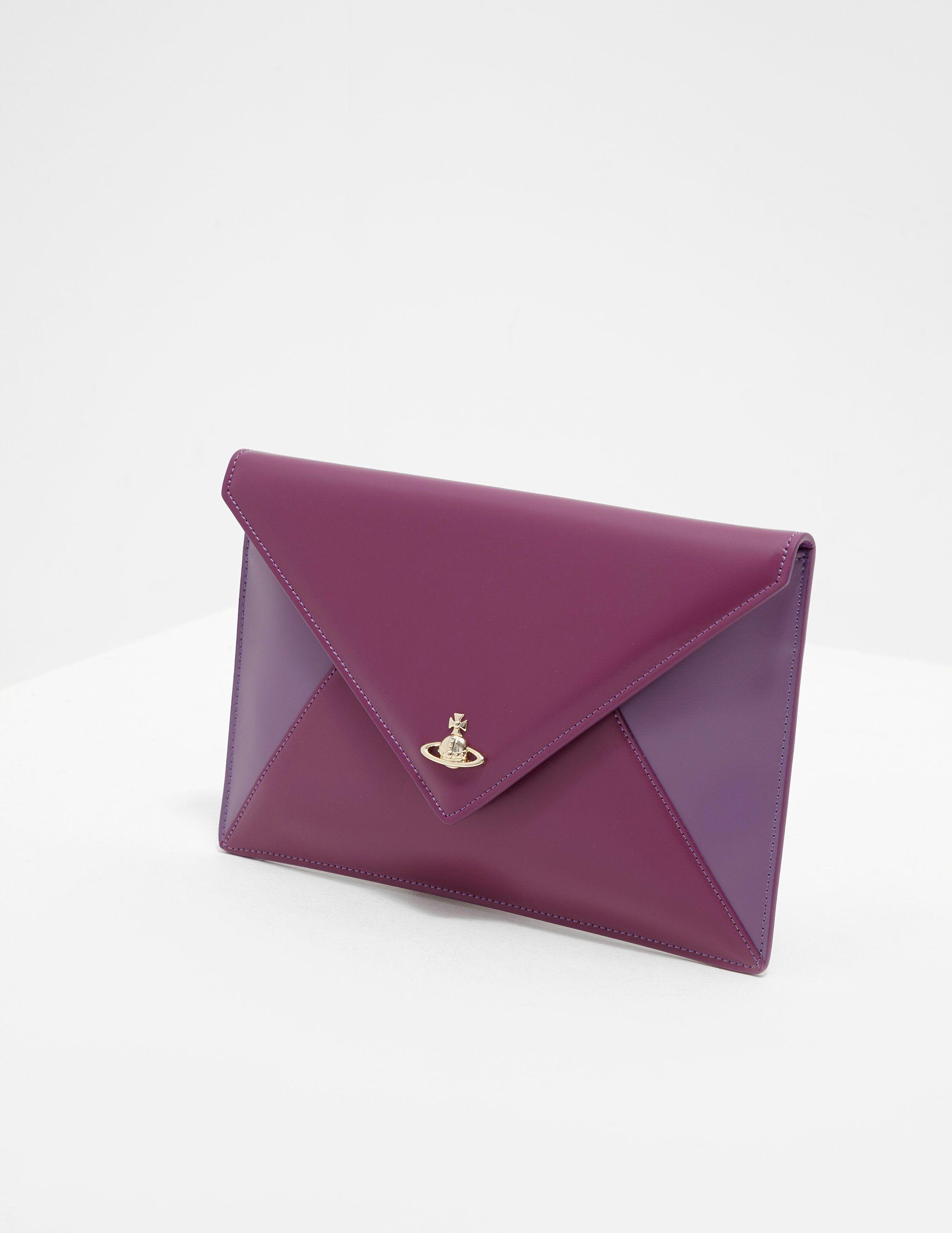 Vivienne Westwood Private Pouch Clutch Bag