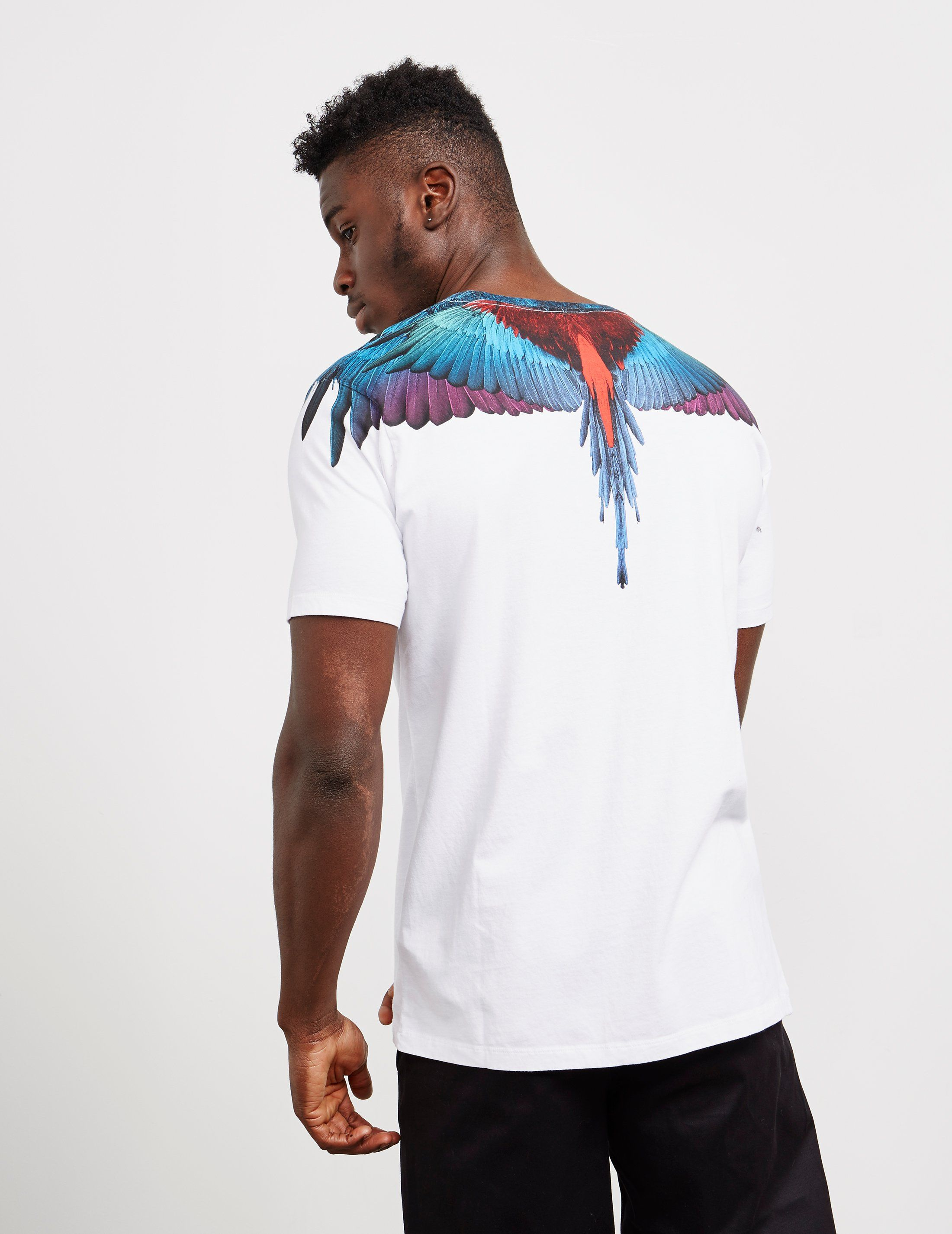 Marcelo Burlon Wing Short Sleeve T-Shirt