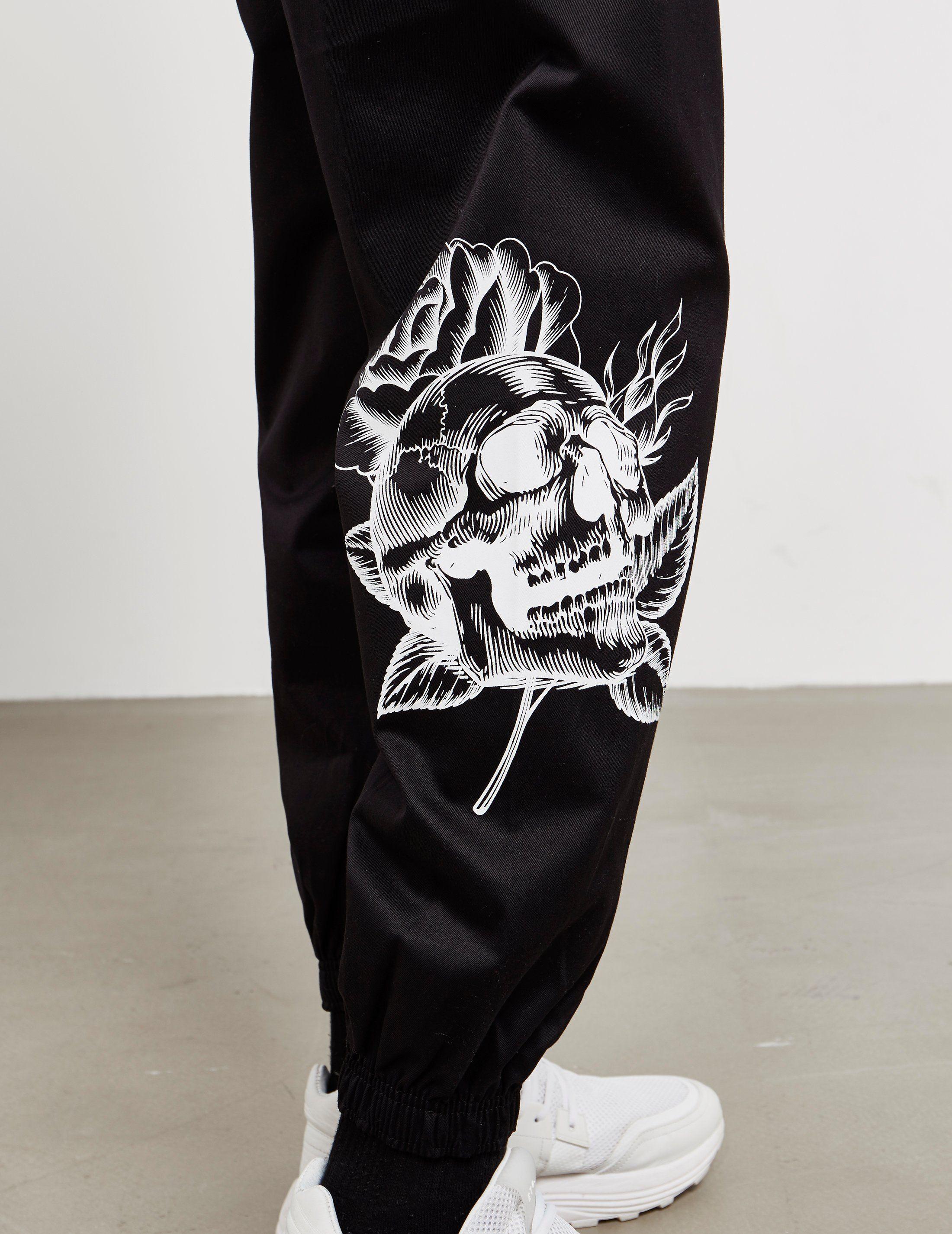 Marcelo Burlon Skull Track Pants - Online Exclusive