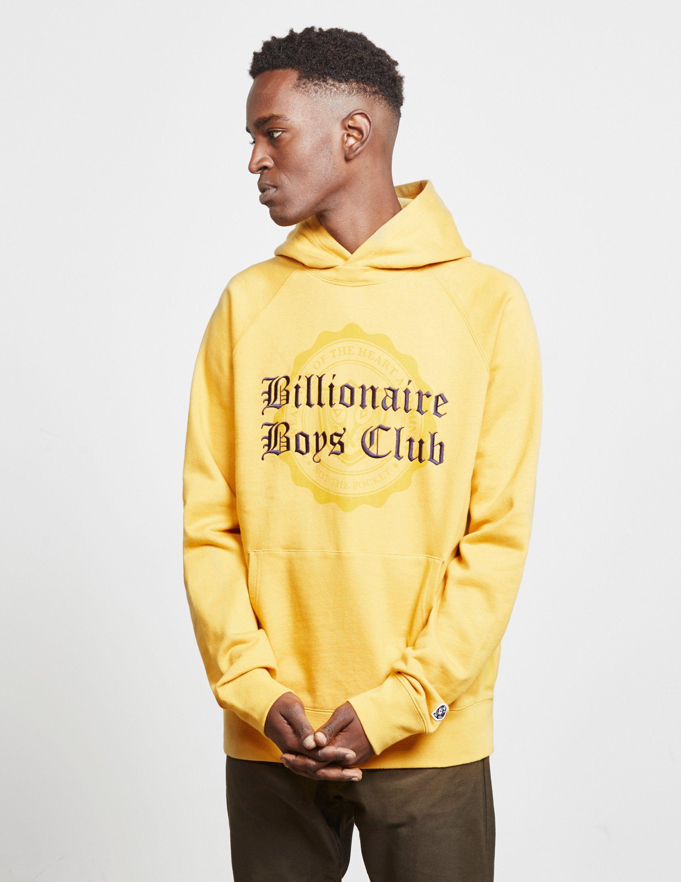 Billionaire Boys Club College Hoodie - Online Exclusive
