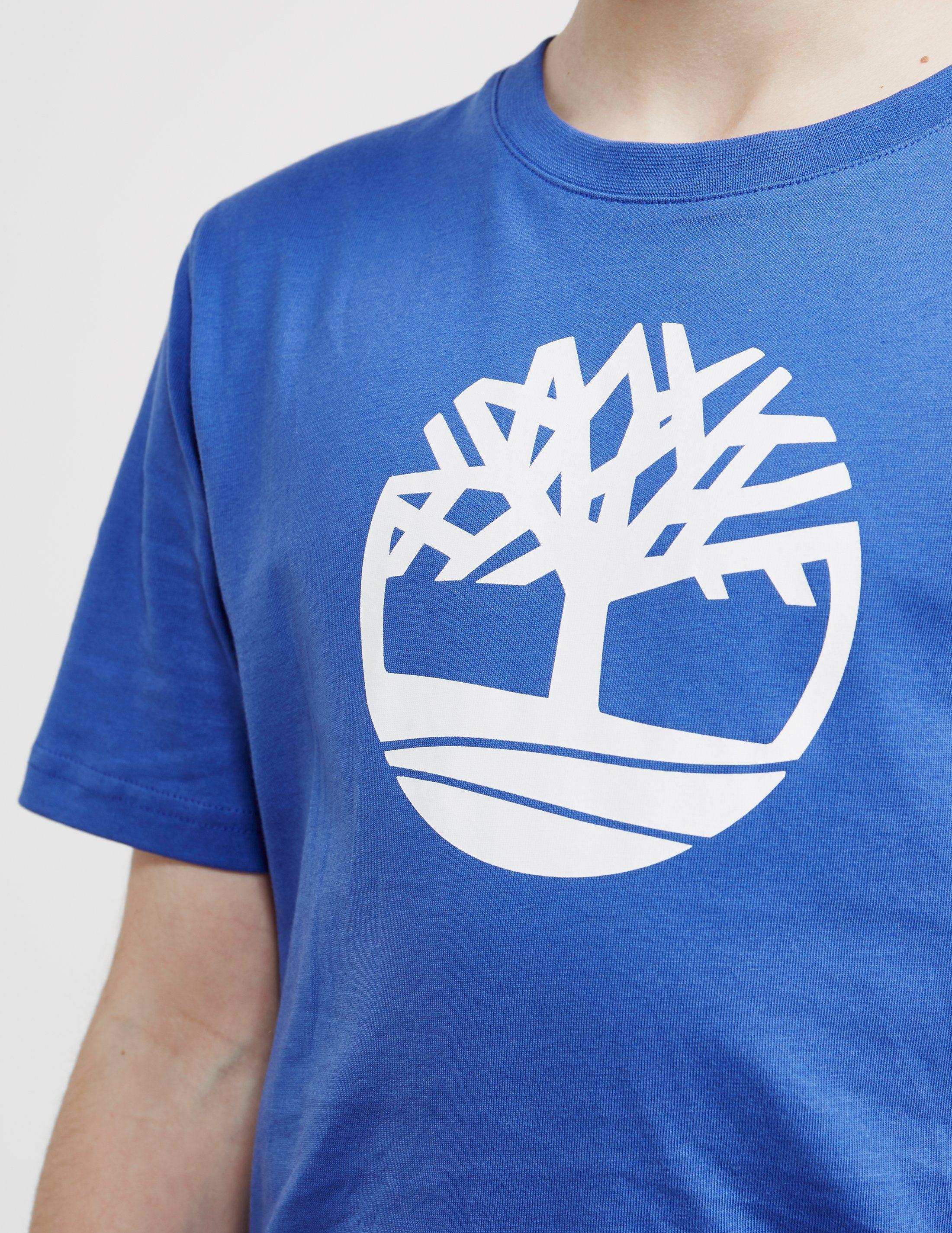 Timberland Tree Short Sleeve T-Shirt