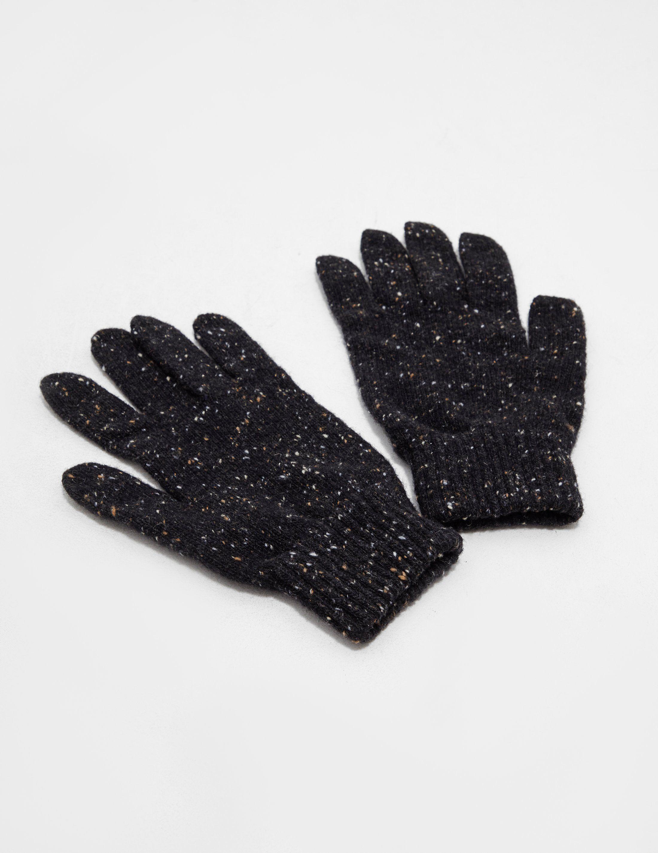 Barbour International Knit Gloves