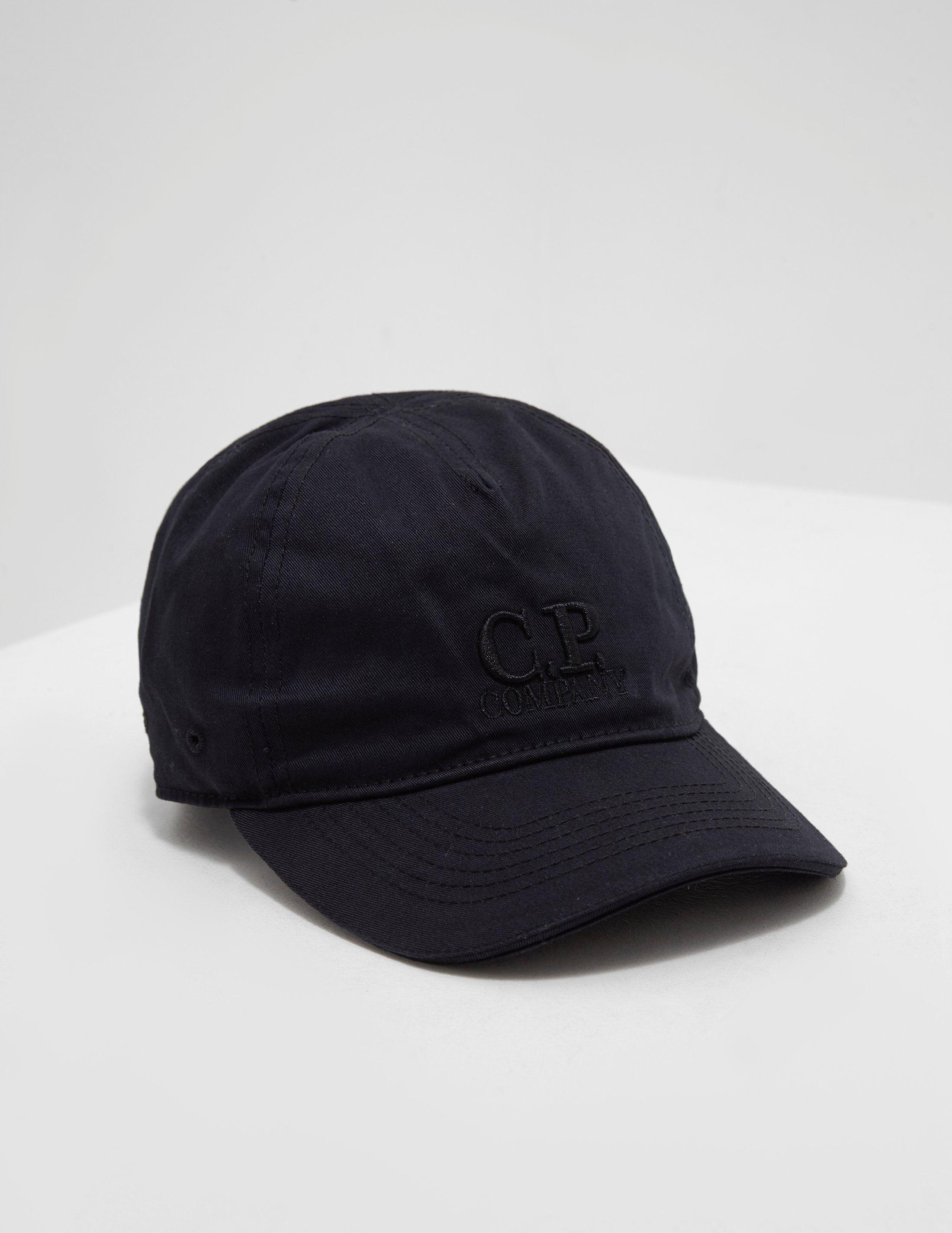 CP Company Logo Cap