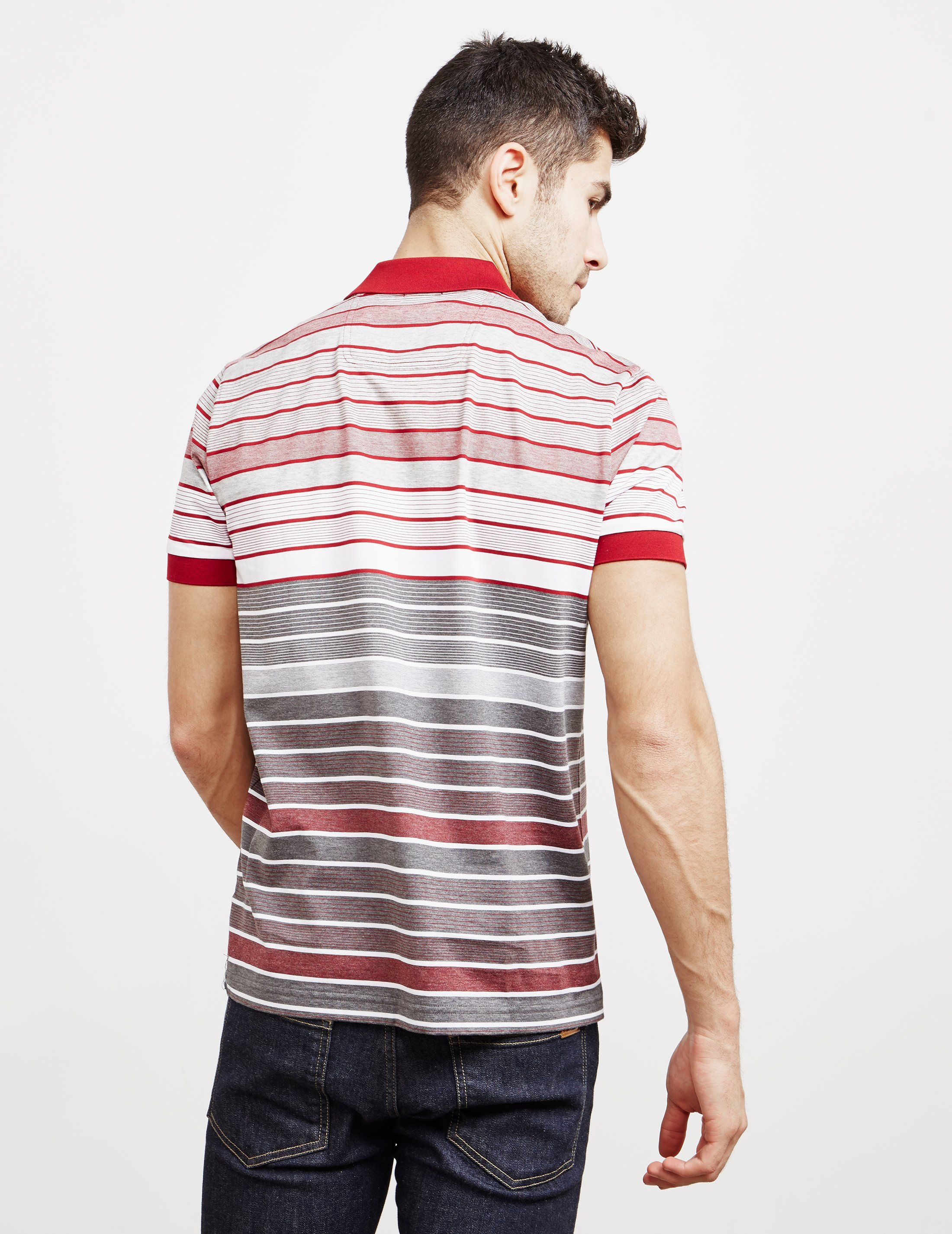 BOSS Paddy 3 Short Sleeve Polo Shirt