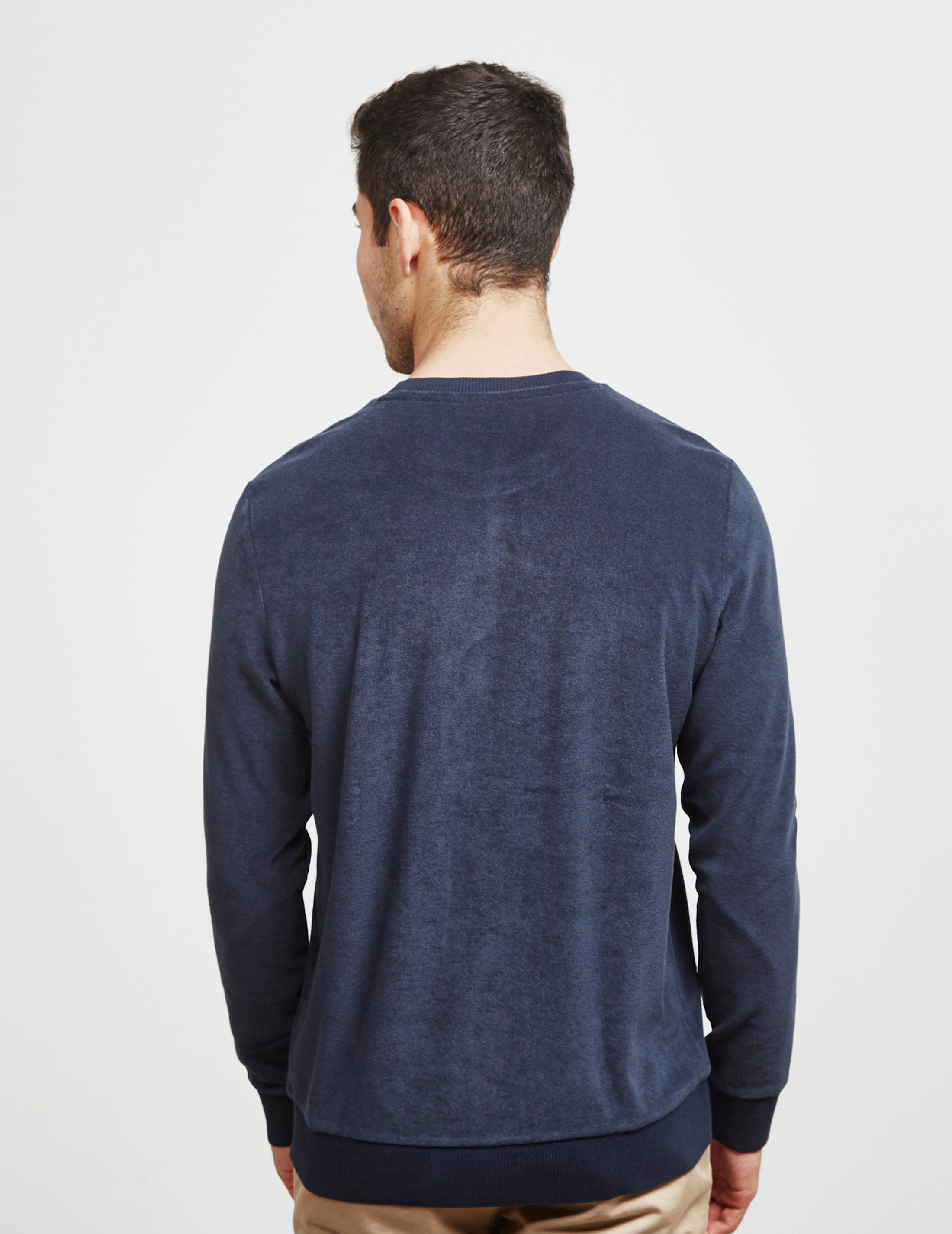 BOSS Tovell Towelling Sweatshirt