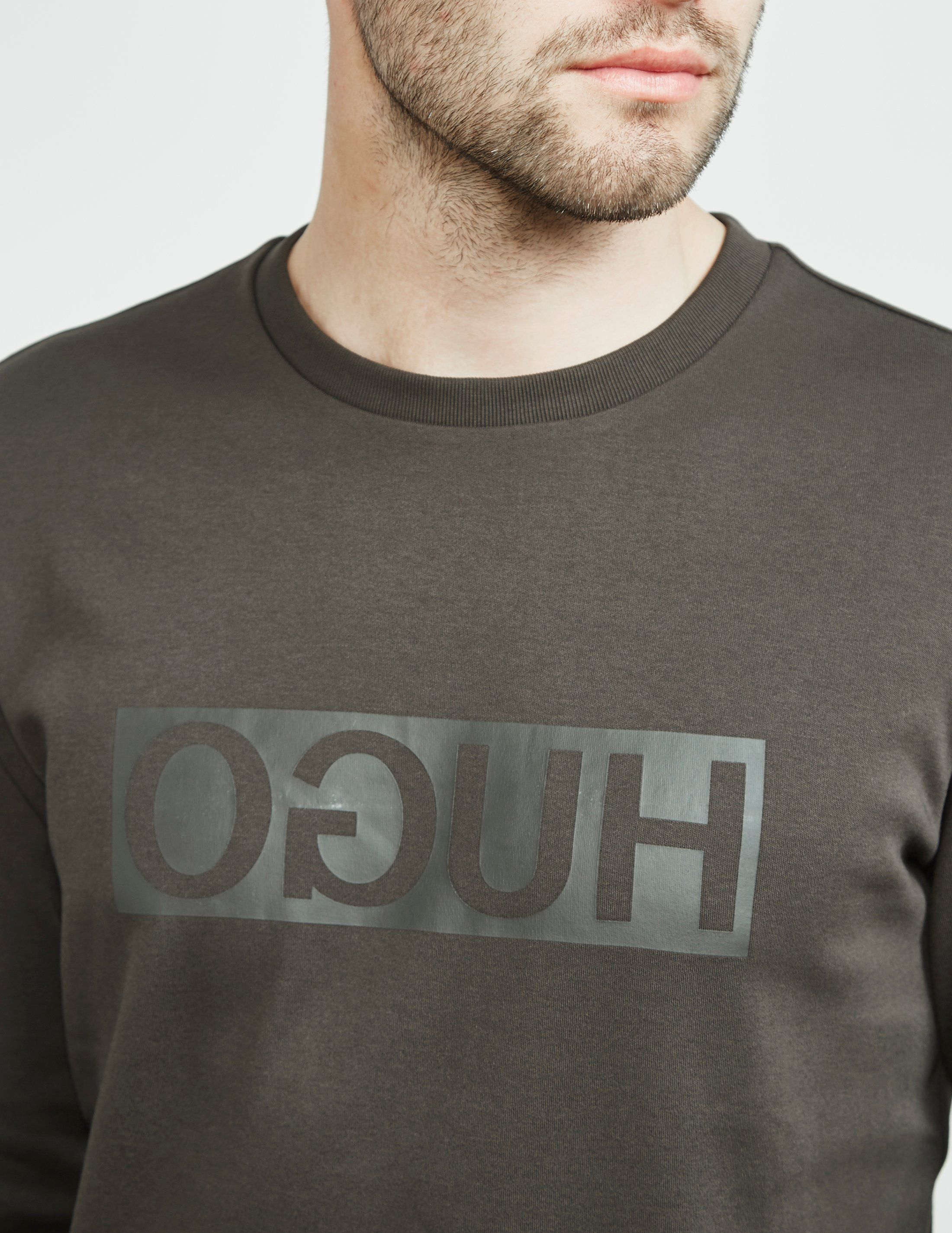 HUGO Dicago Tonal Sweatshirt
