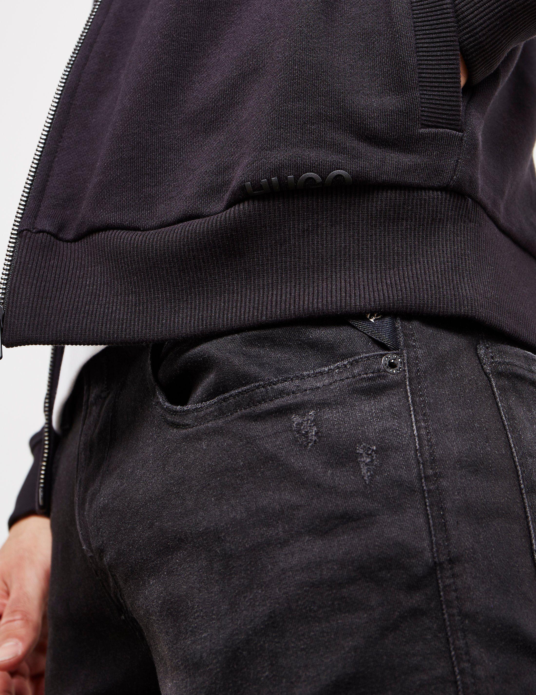 HUGO Daple Full Zip Hoodie