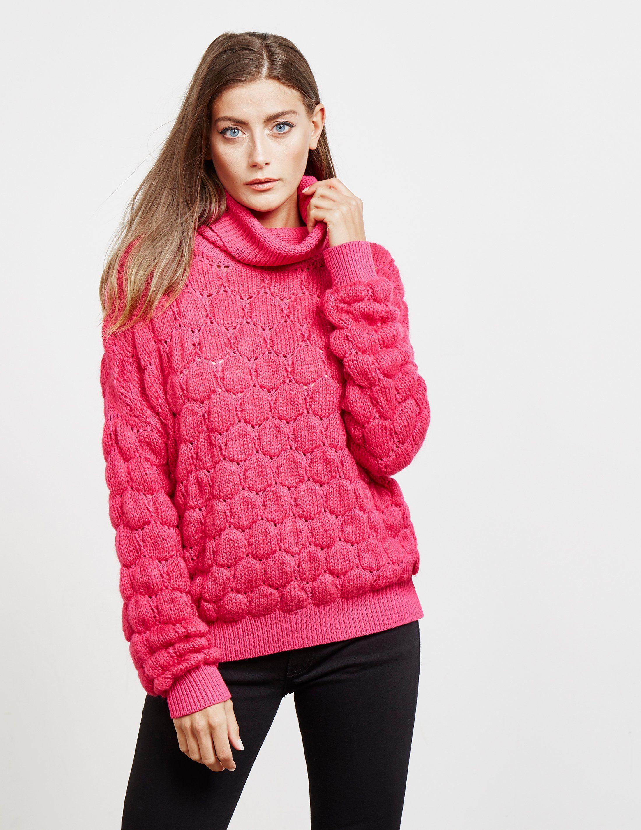BOSS Oversized Knitted Jumper