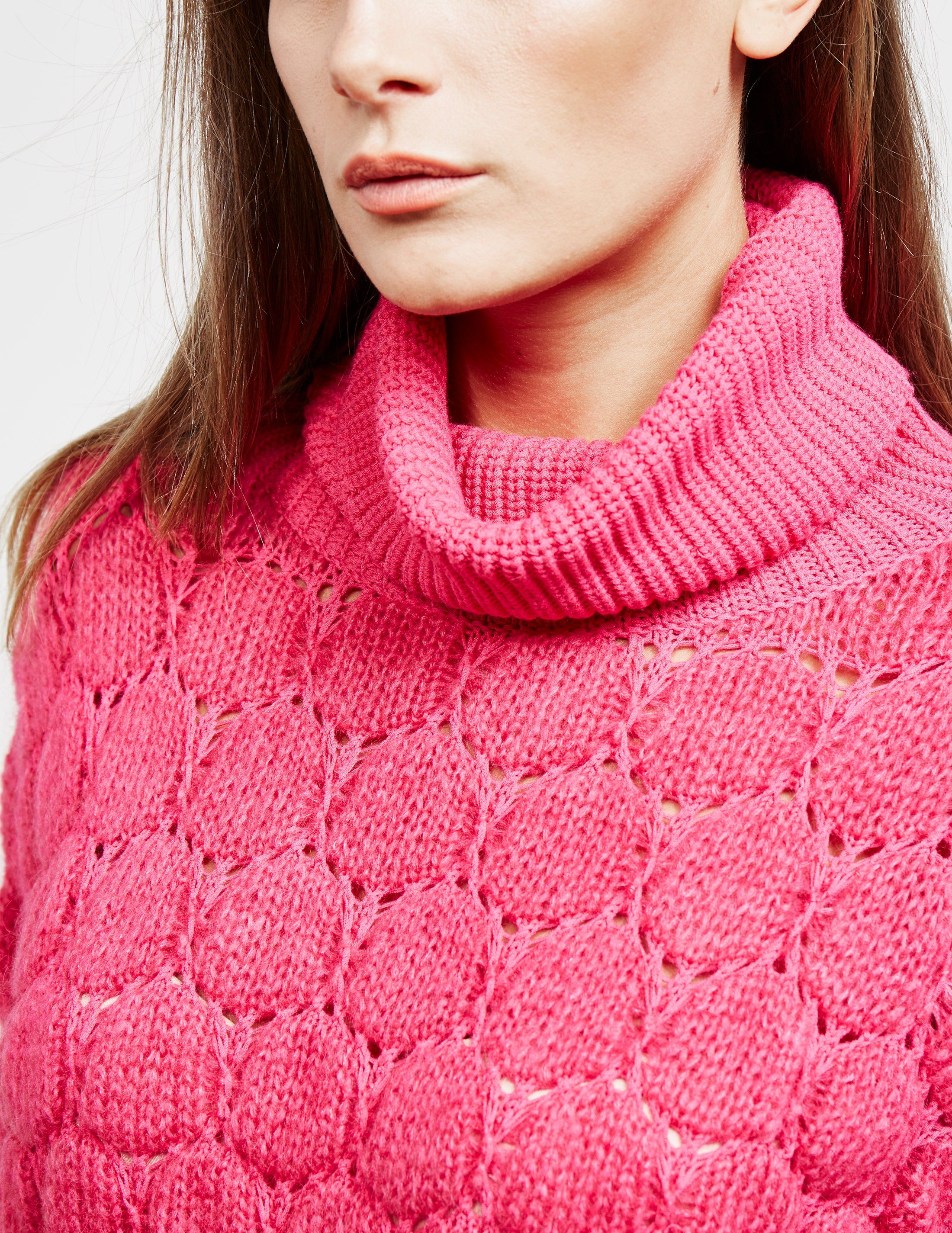 BOSS Oversized Knitted Jumper