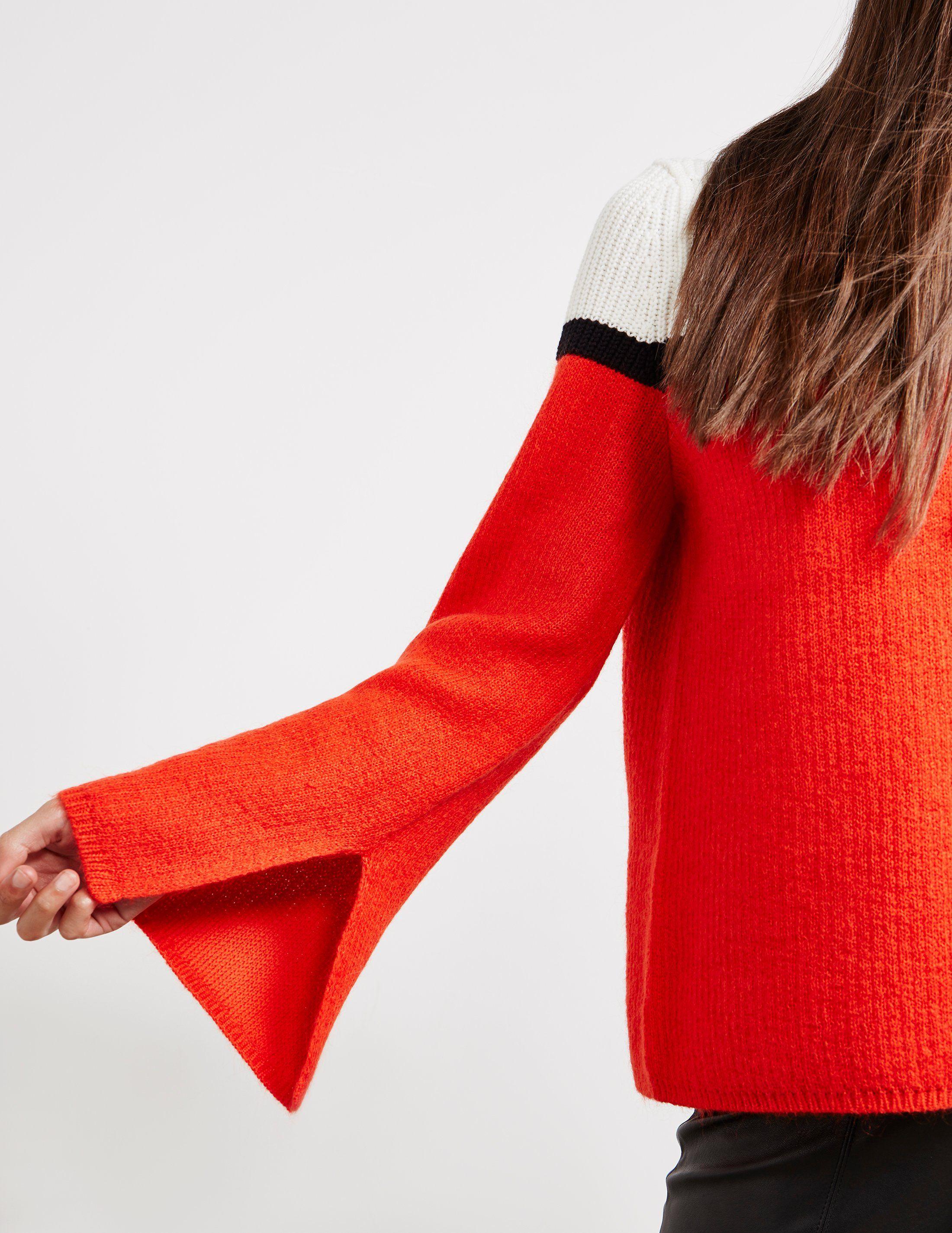 BOSS Issa Oversized Knit Jumper - Online Exclusive