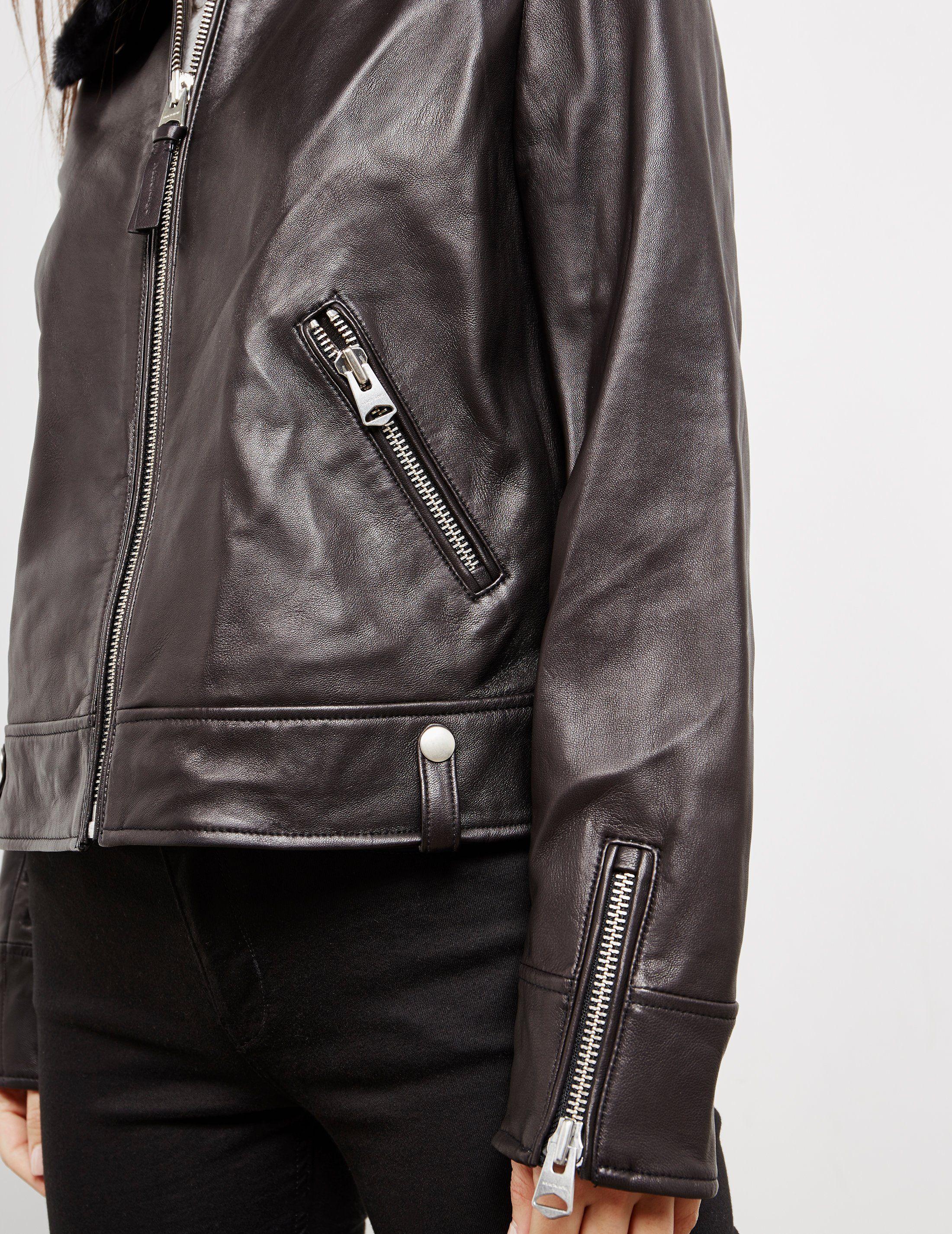 Mackage Maryse Leather Jacket