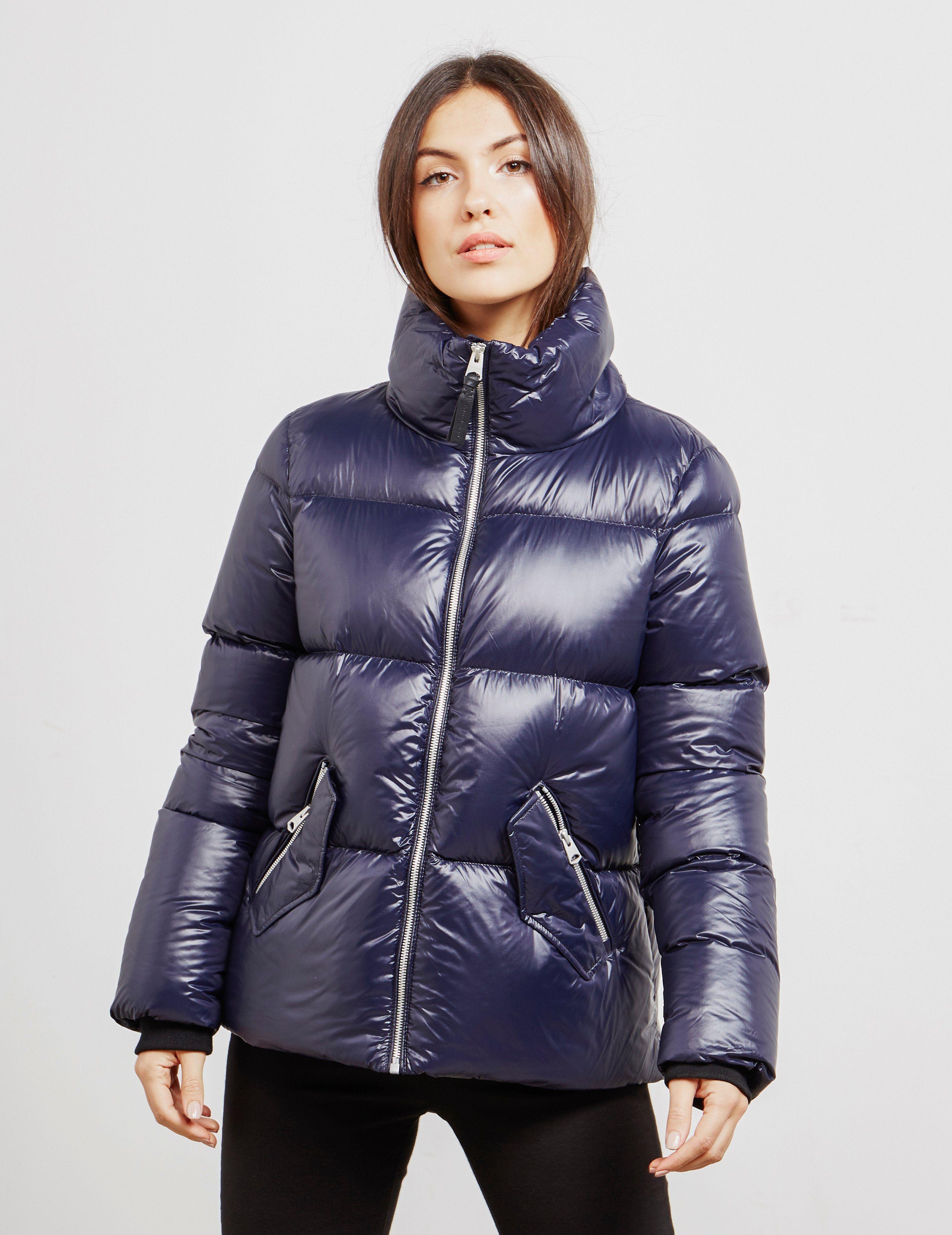 Mackage Miri Scarf Padded Jacket