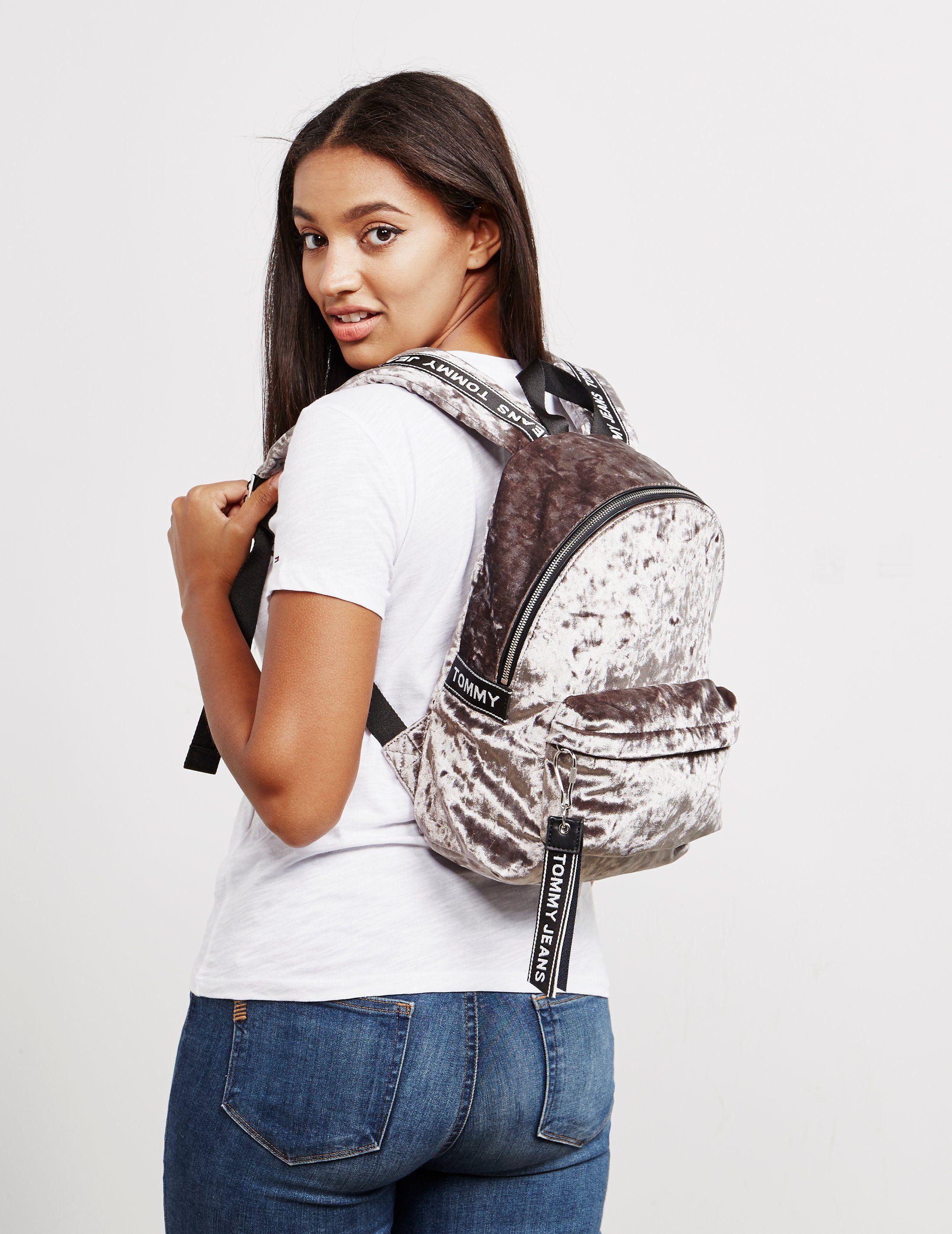 Tommy Hilfiger Velvet Backpack