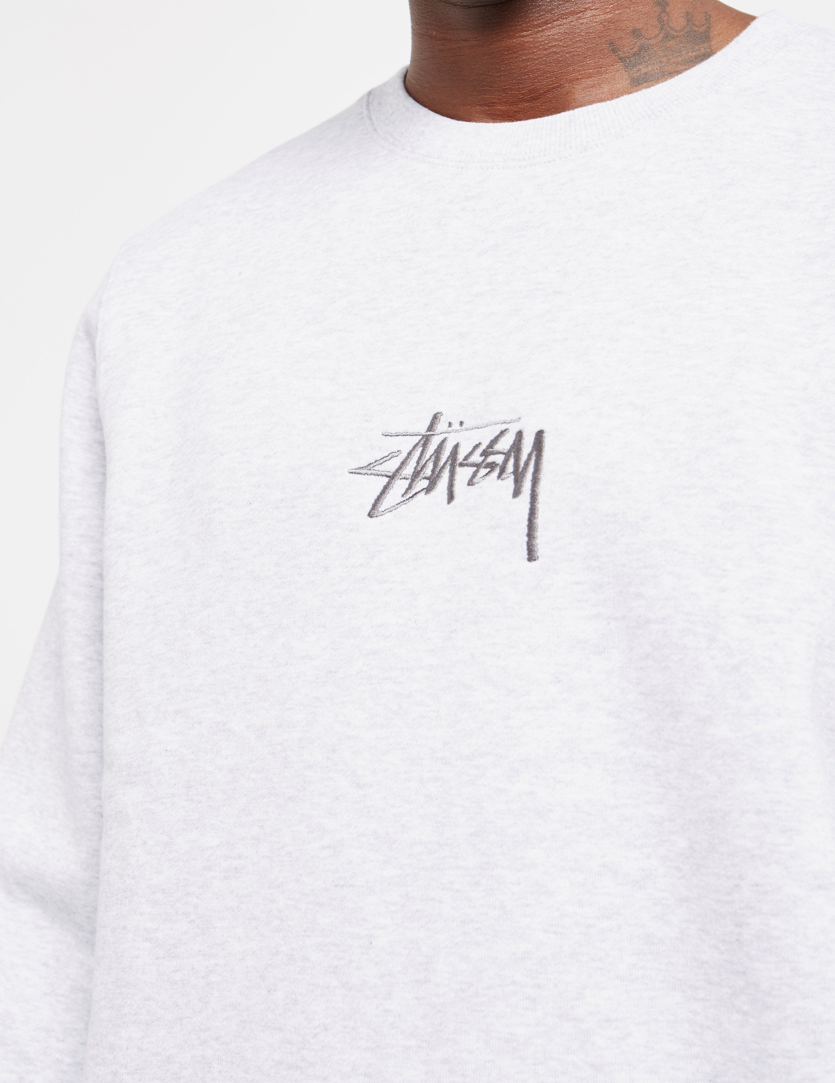 Stussy Stock Logo Sweatshirt