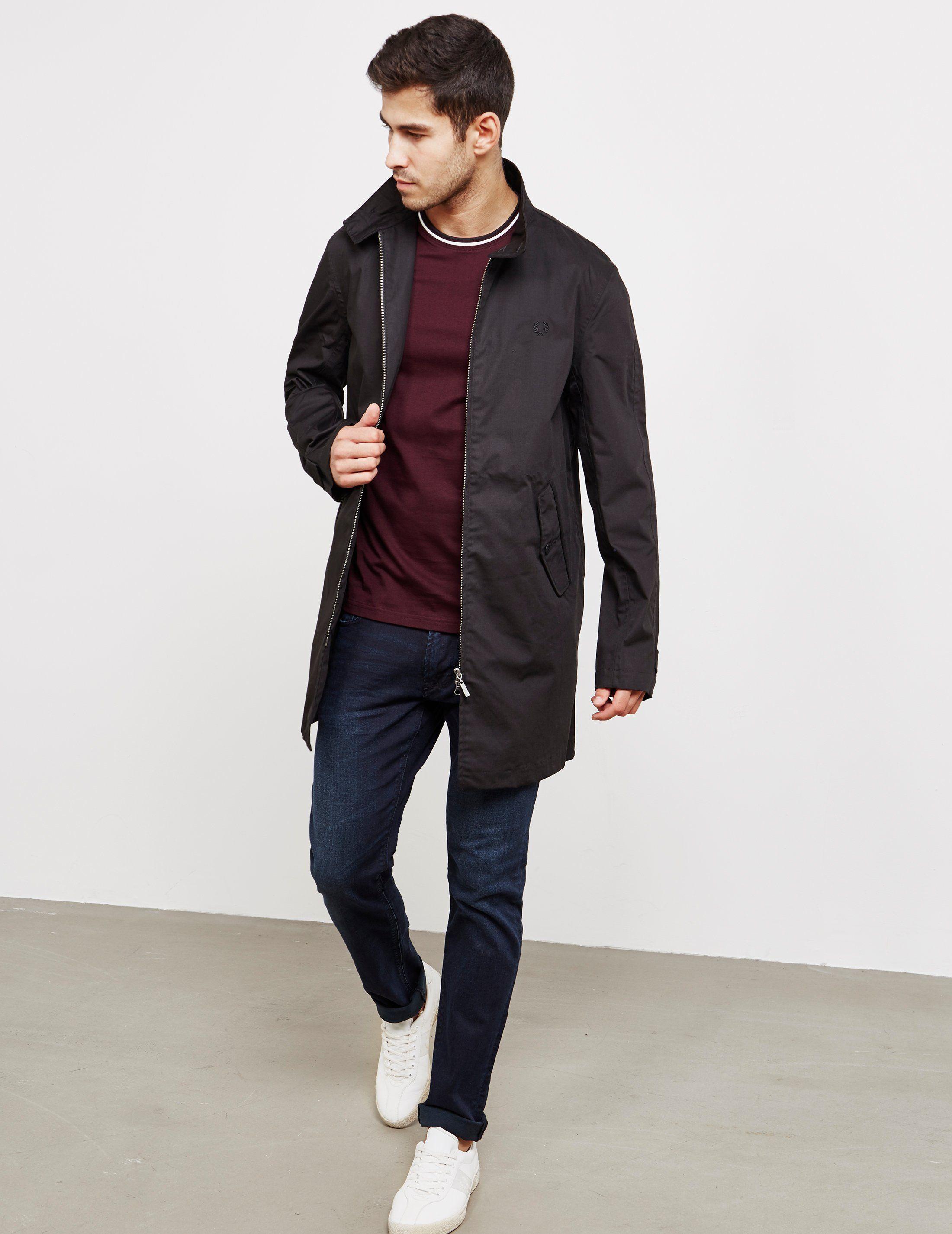 Fred Perry Harrington Mac Jacket