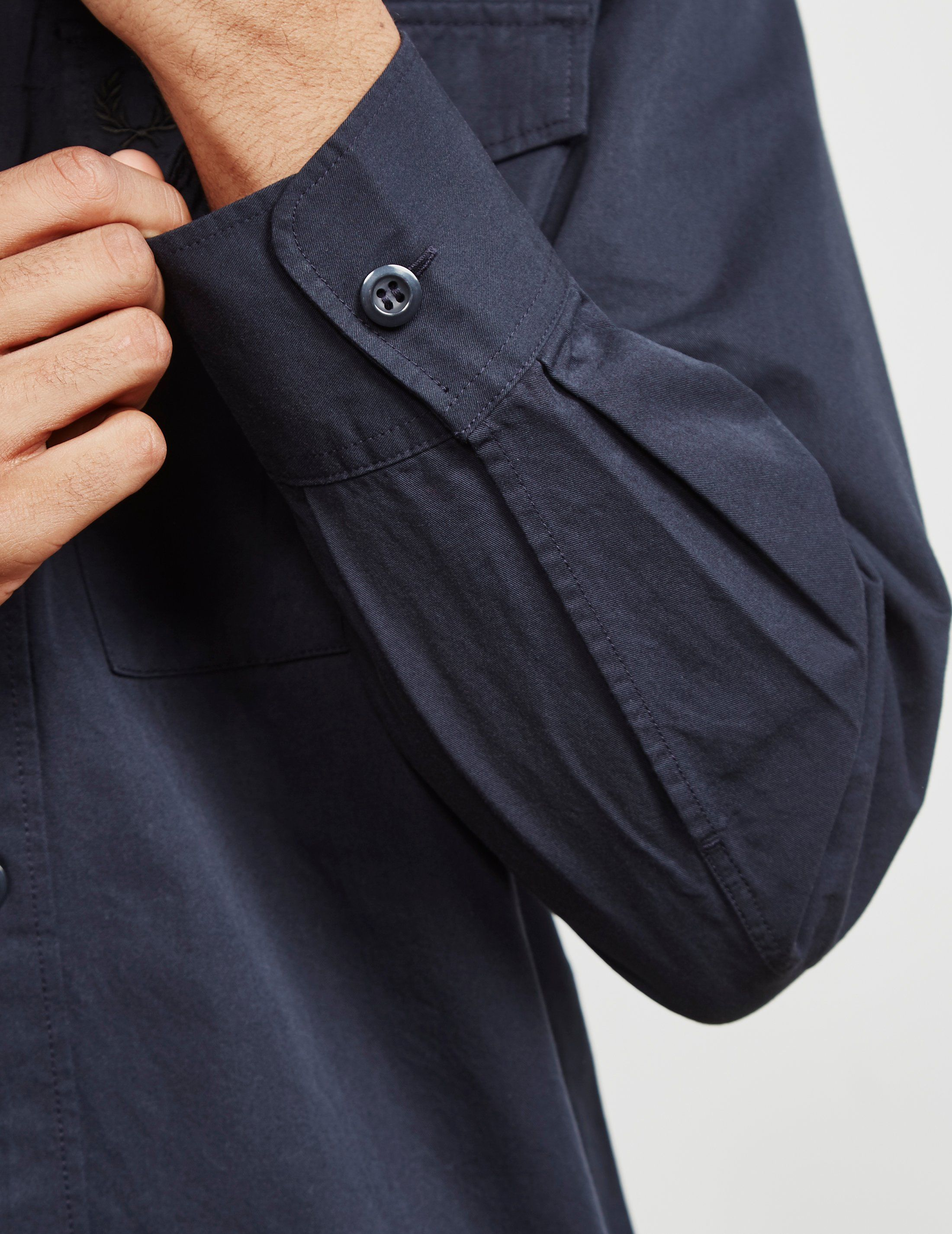 Fred Perry Utility Overshirt
