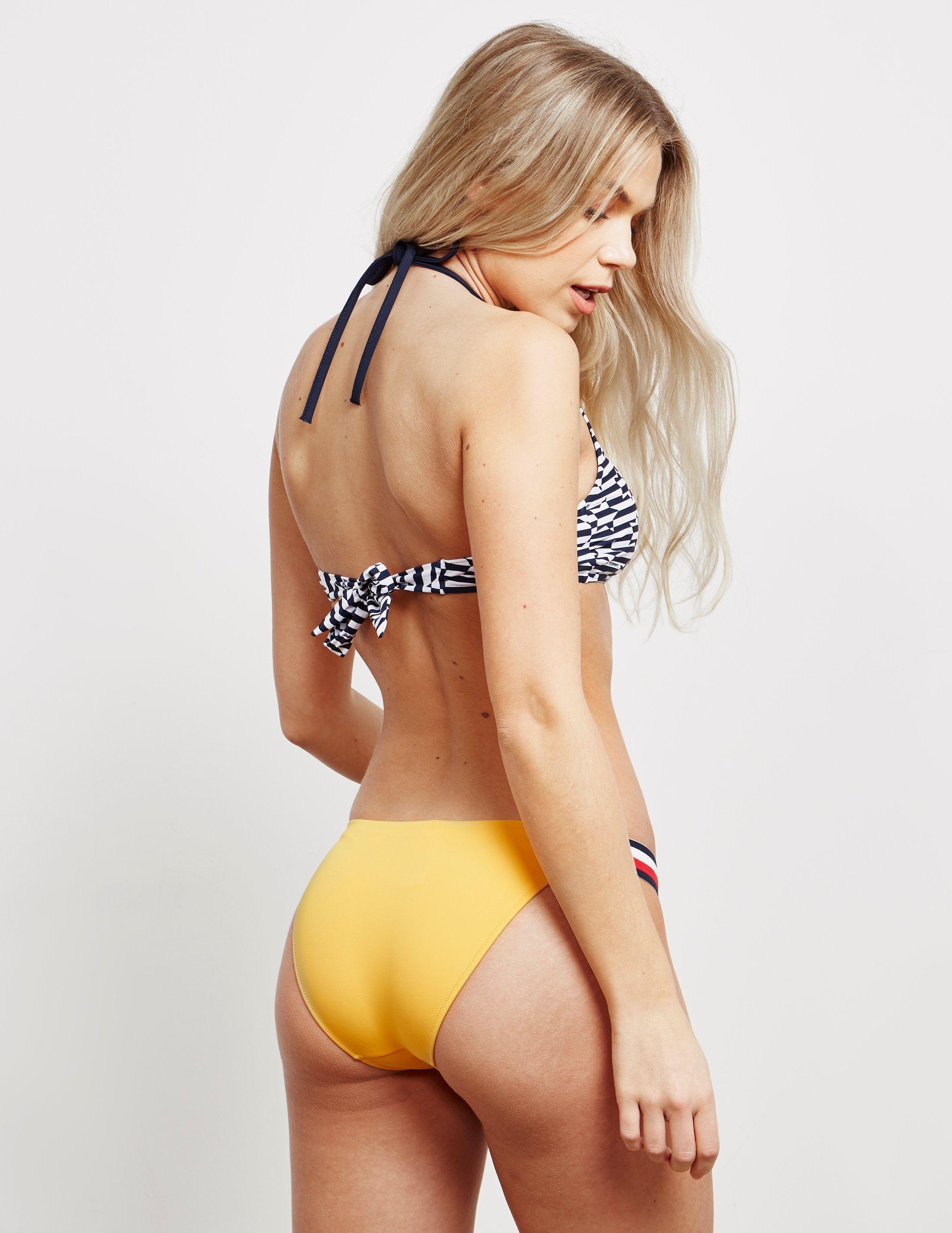 Tommy Hilfiger Swim Cheeky Bikini Briefs - Online Exclusive