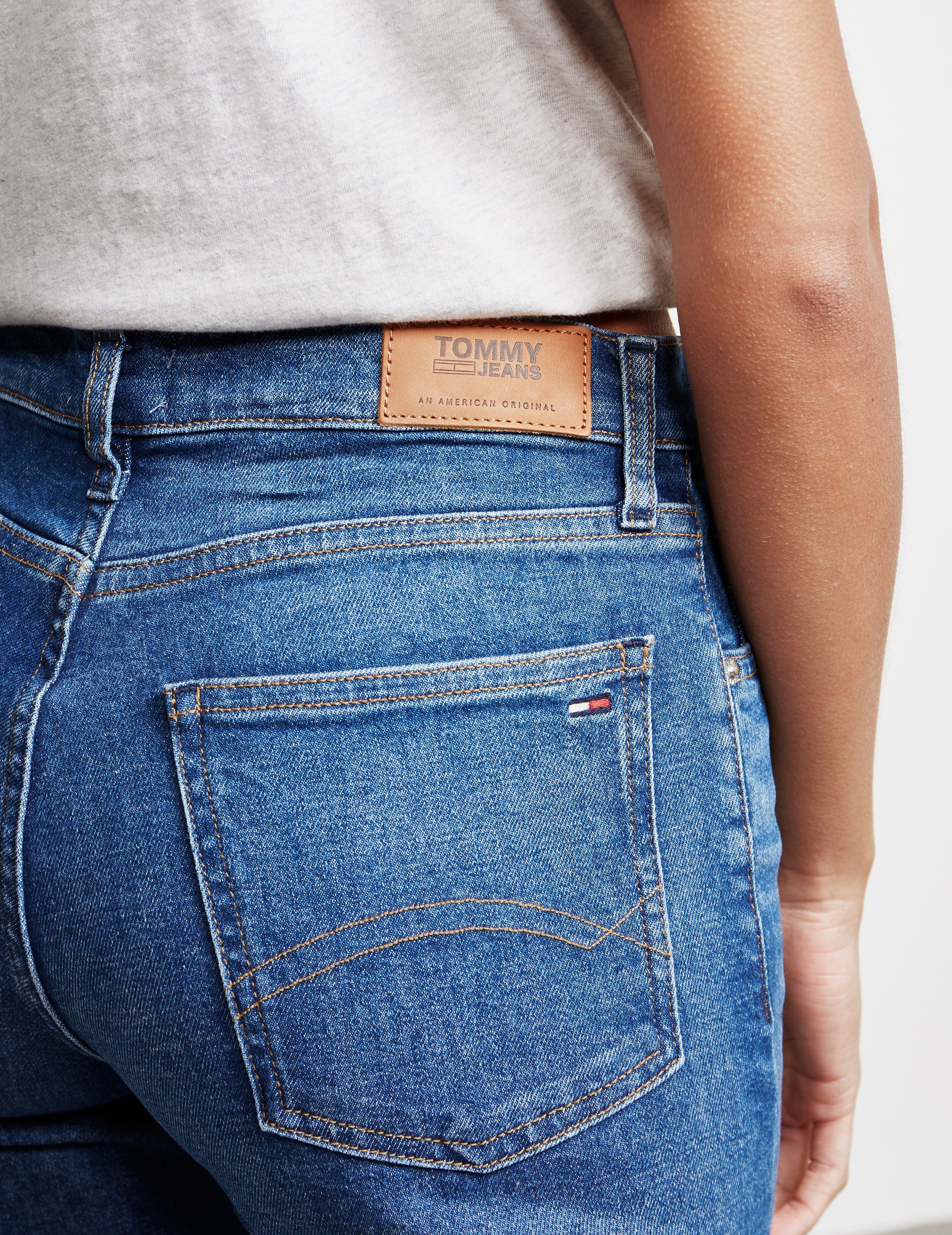 Tommy Jeans Izzy Cropped Jeans