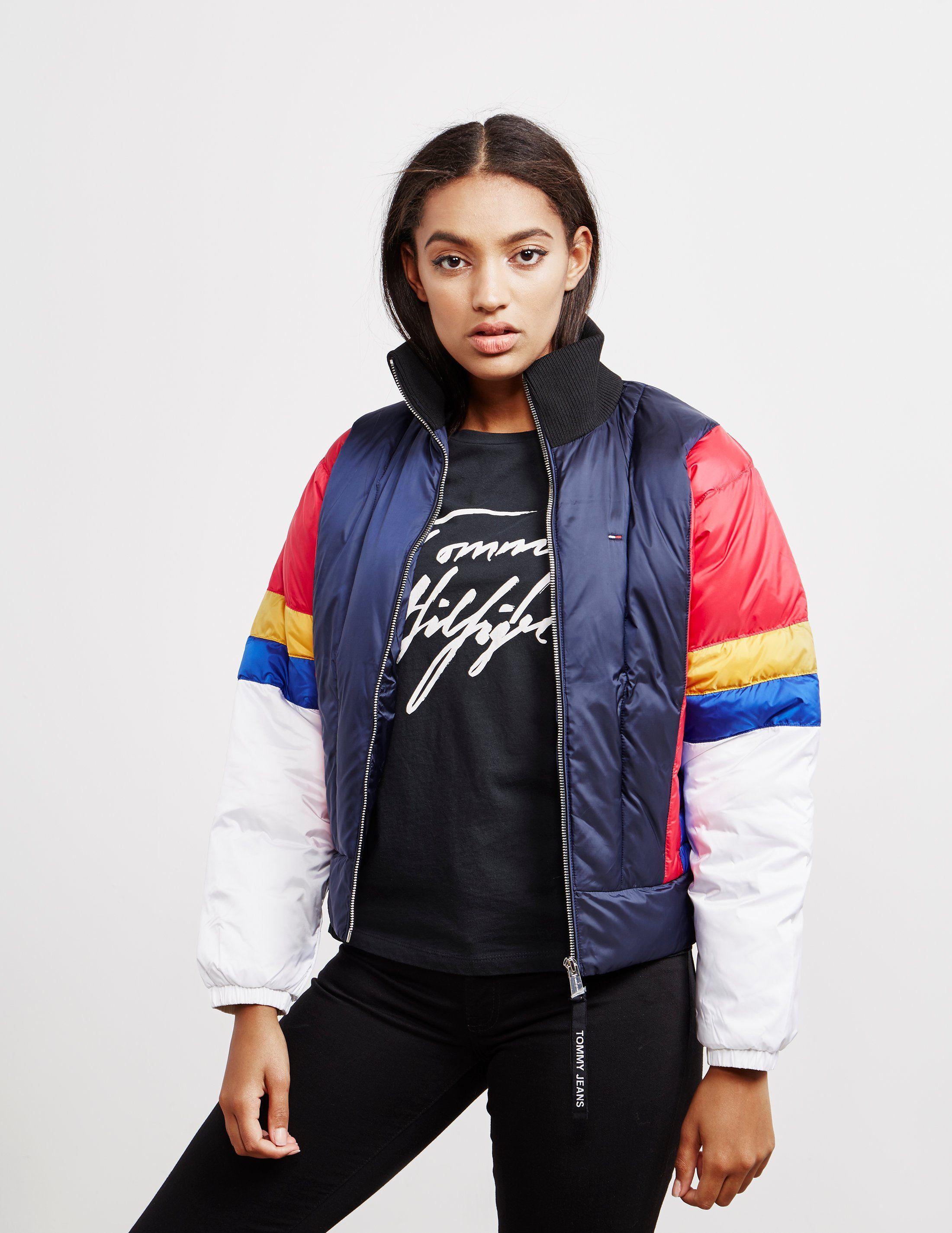 Tommy Jeans Colour Block Jacket - Online Exclusive