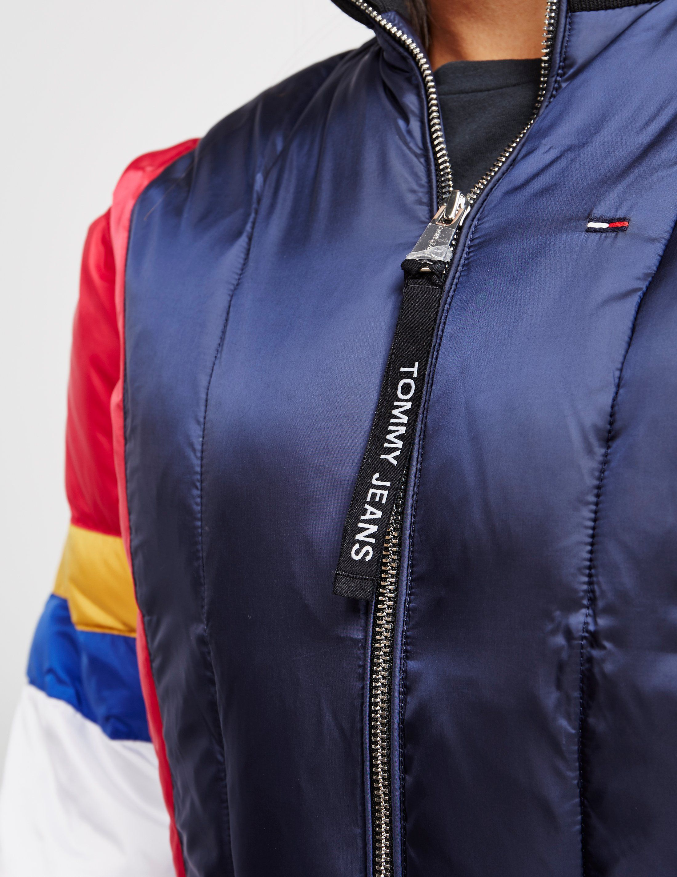 Tommy Jeans Colour Block Jacket - Online Exclusive