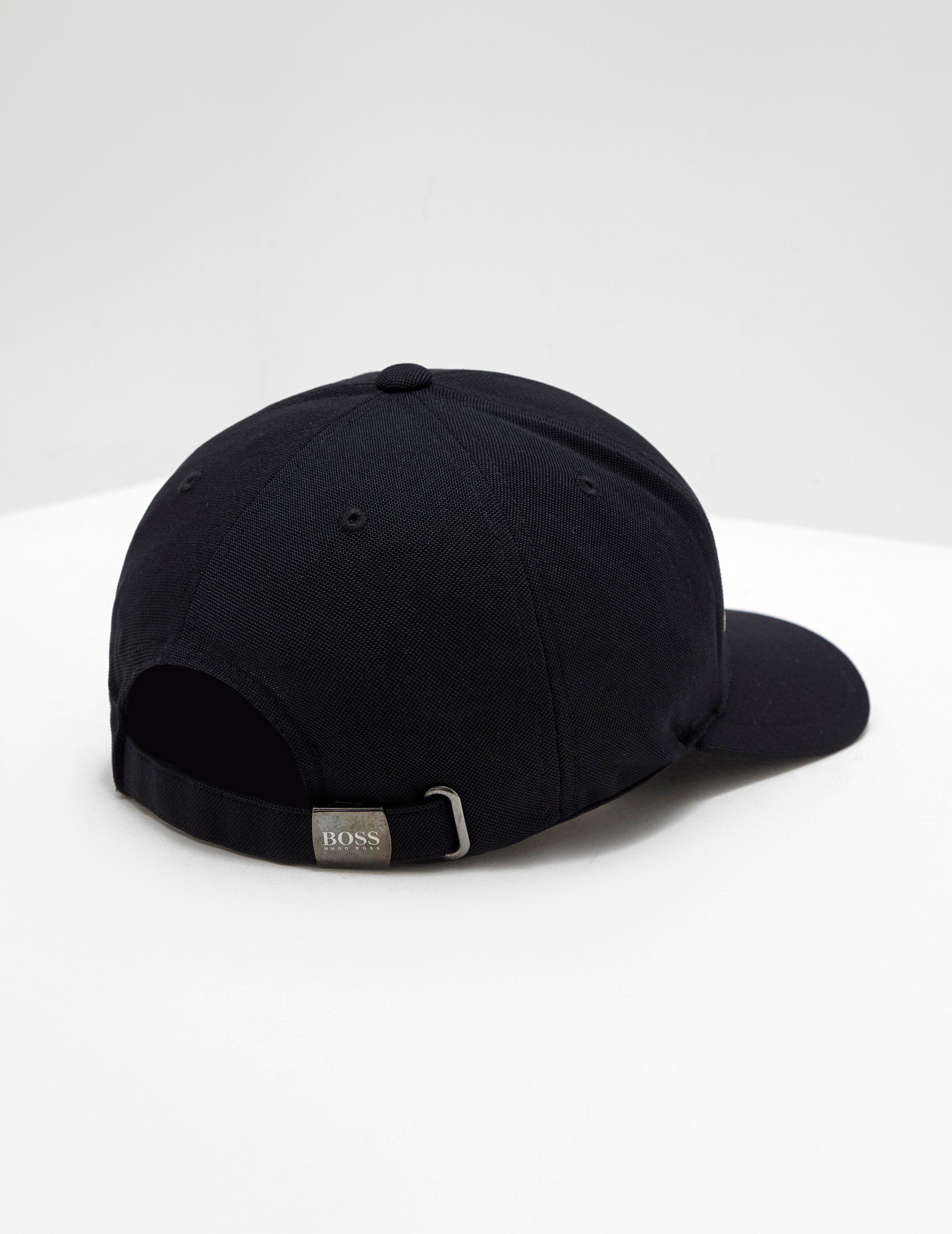 BOSS Stripe Cap