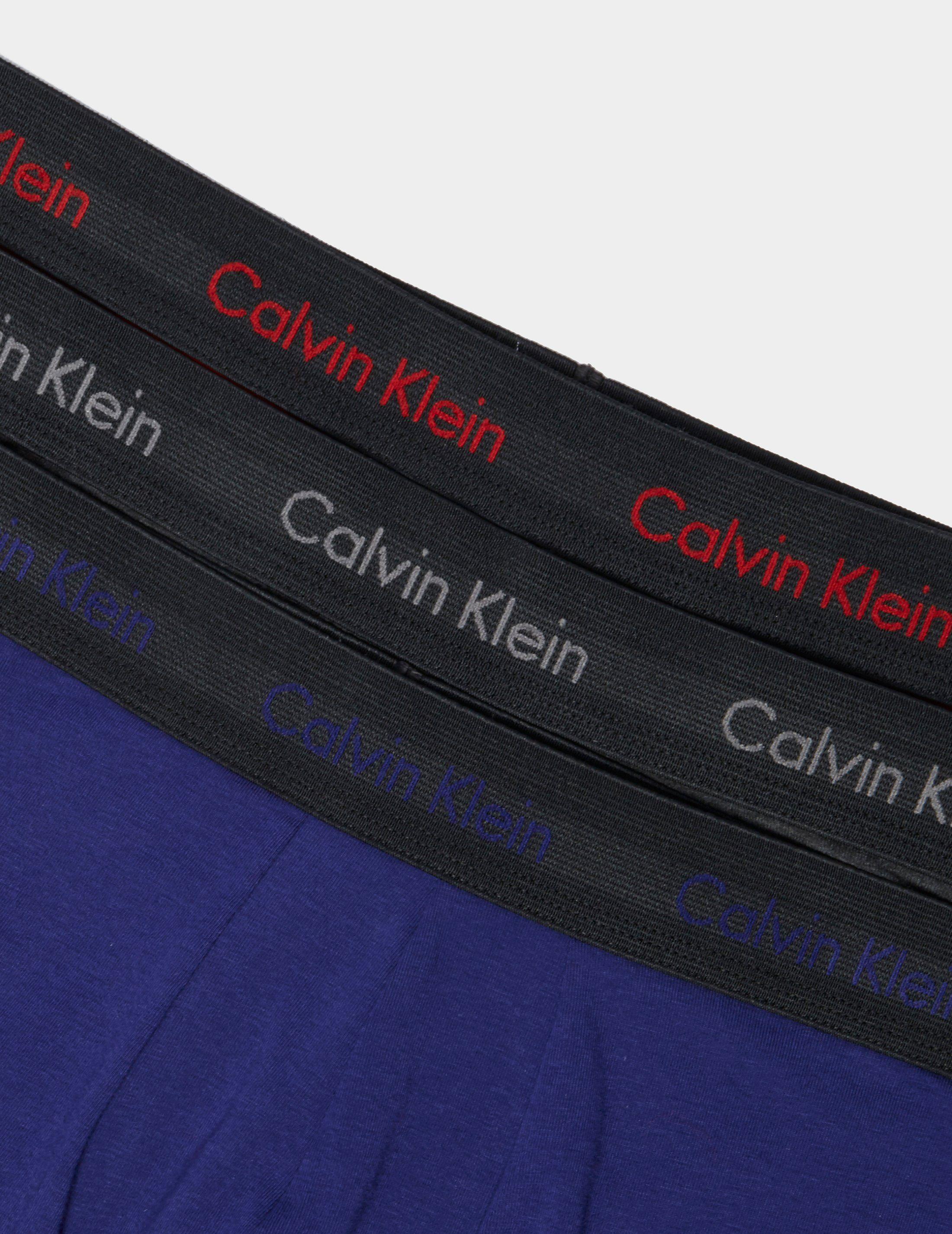 Calvin Klein 3-Pack Boxer Shorts