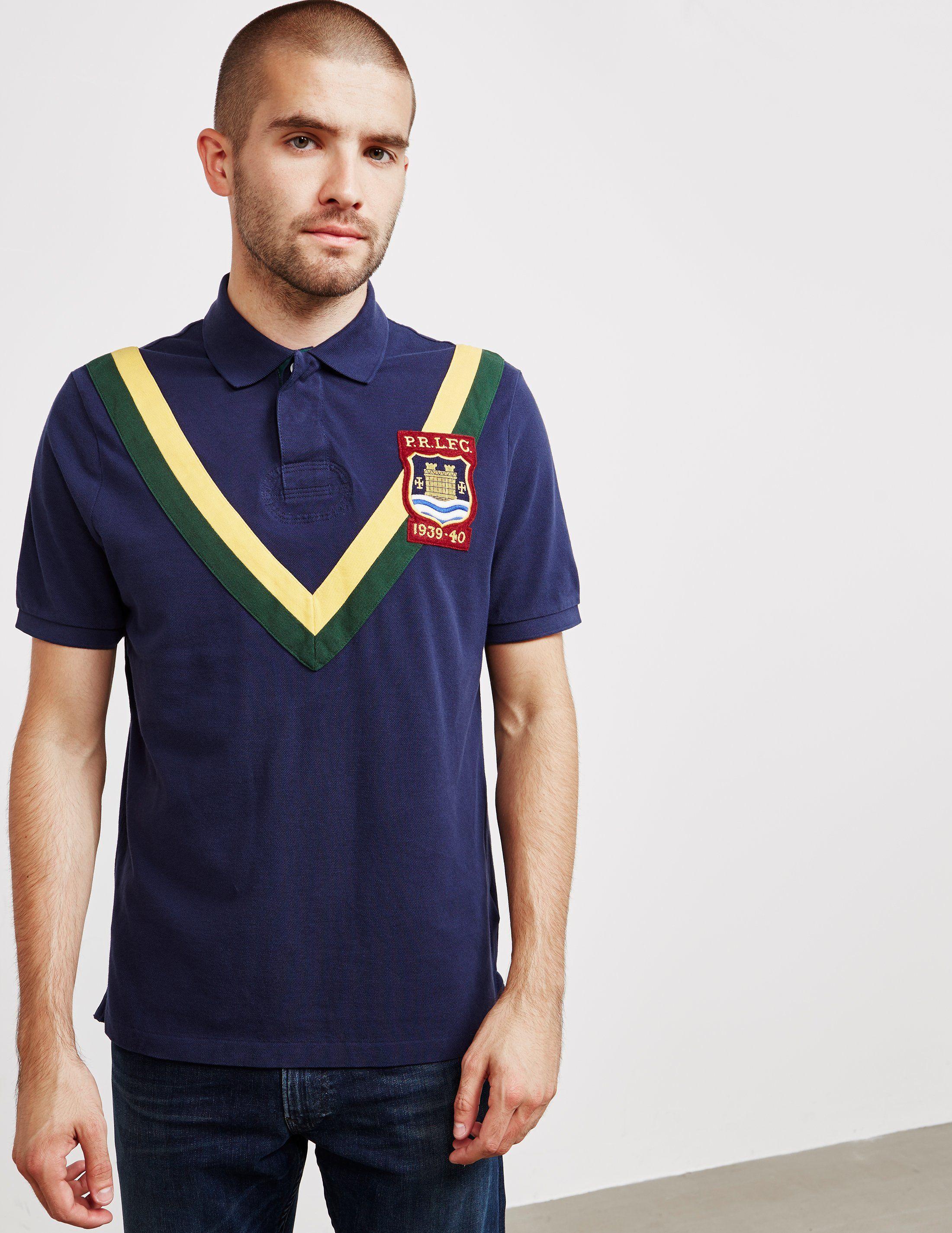 Polo Ralph Lauren Badge Short Sleeve Polo Shirt