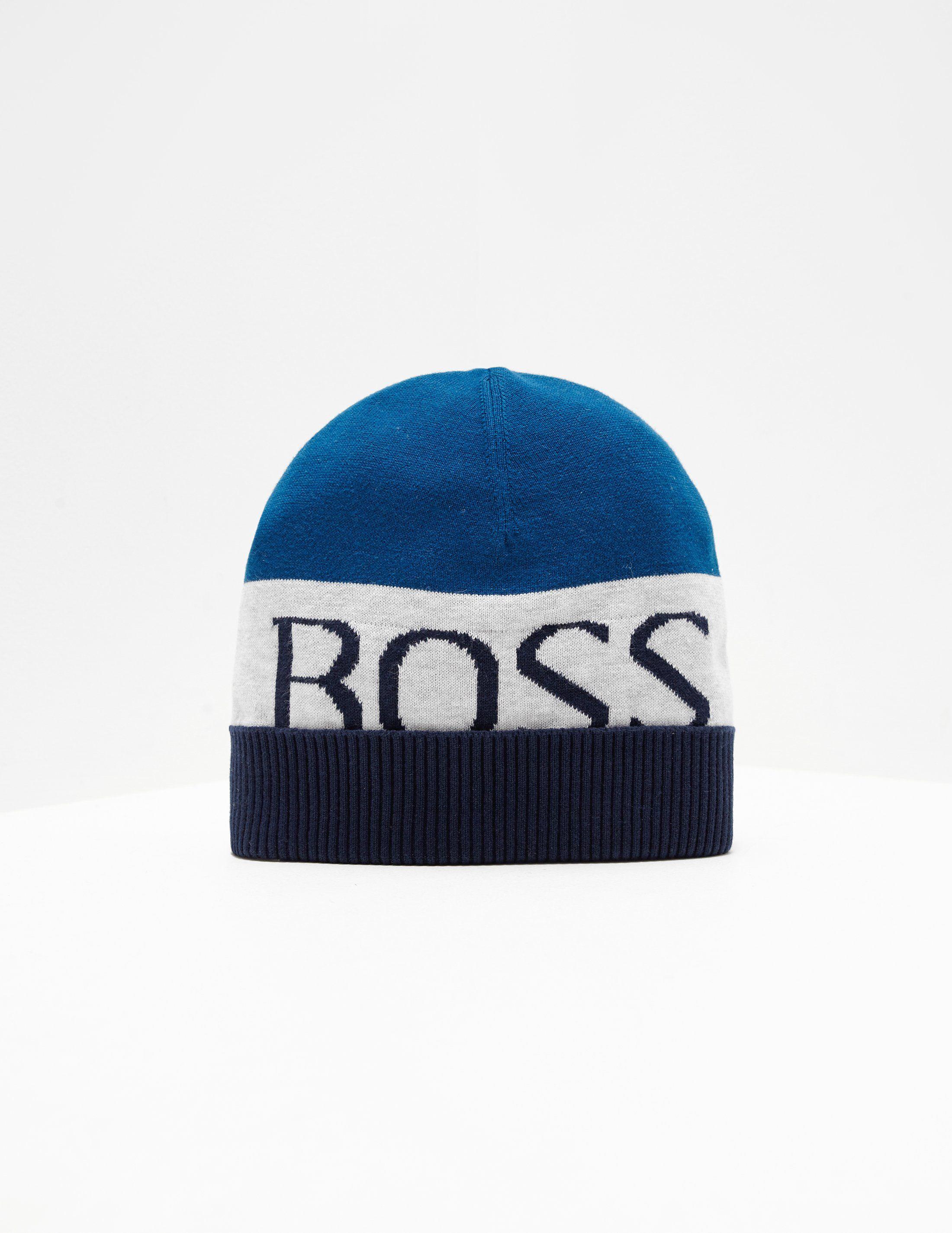 BOSS Logo Beanie