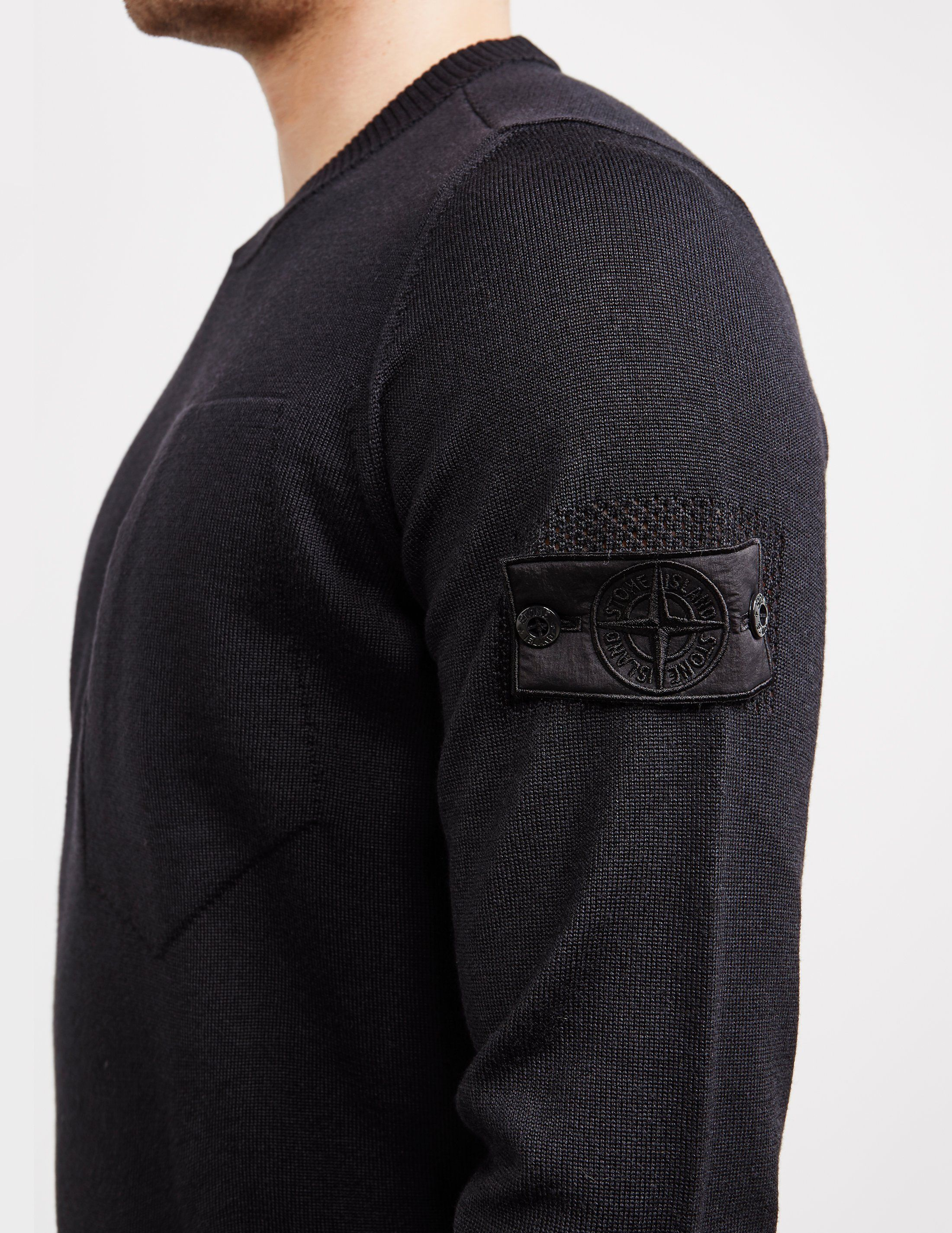 Stone Island Knitted Jumper - Online Exclusive