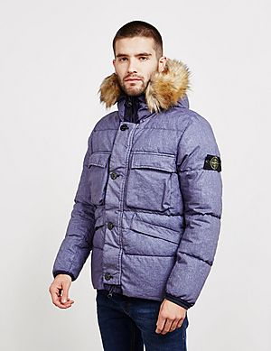 Stone Island Resin Padded Jacket ... 22623e55c