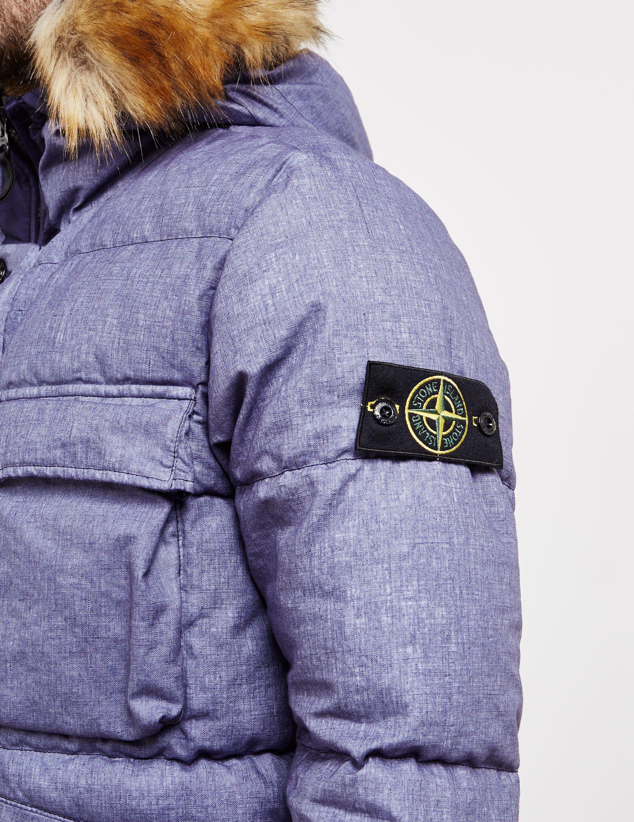 Stone Island Resin Padded Jacket