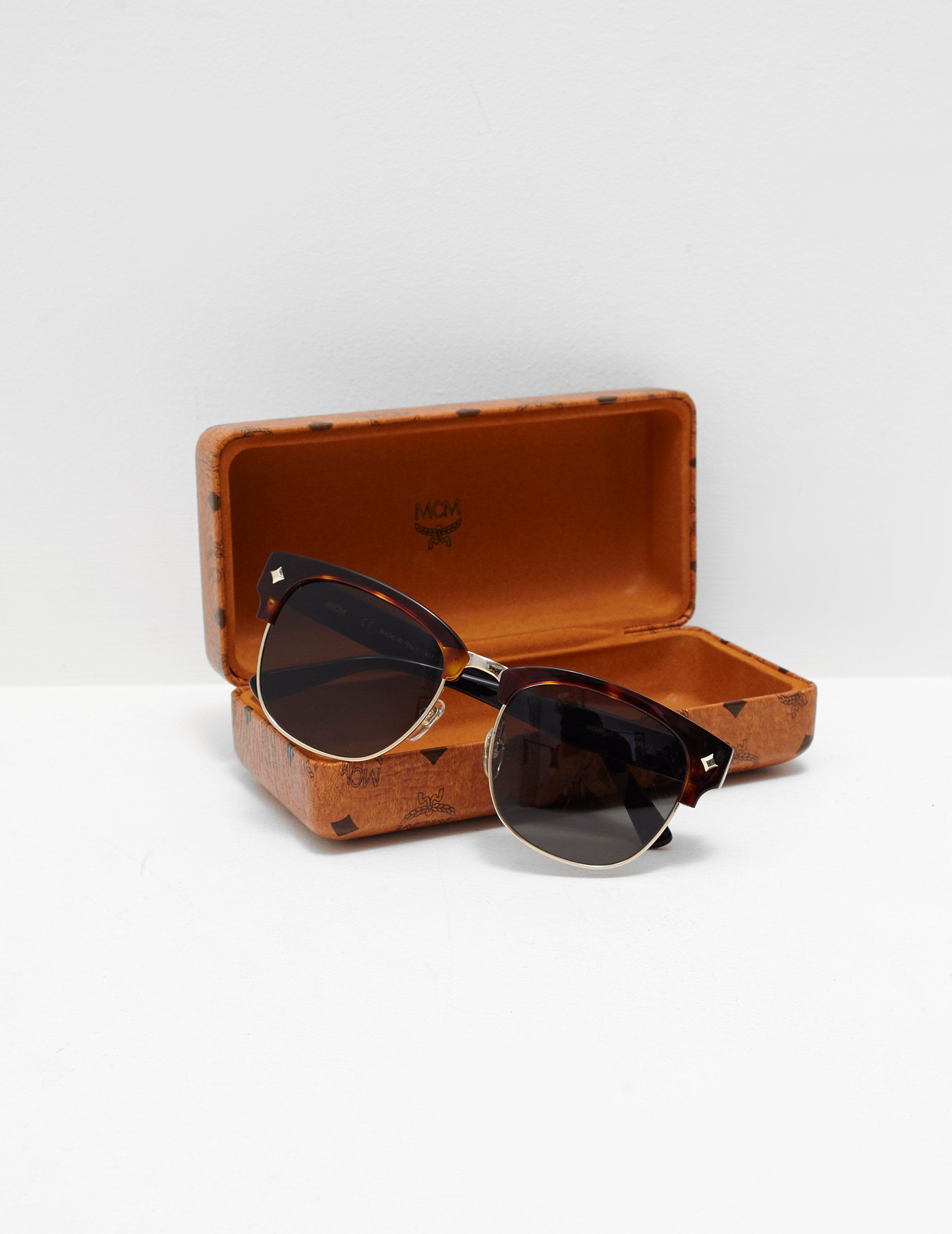 MCM Club M Sunglasses - Online Exclusive