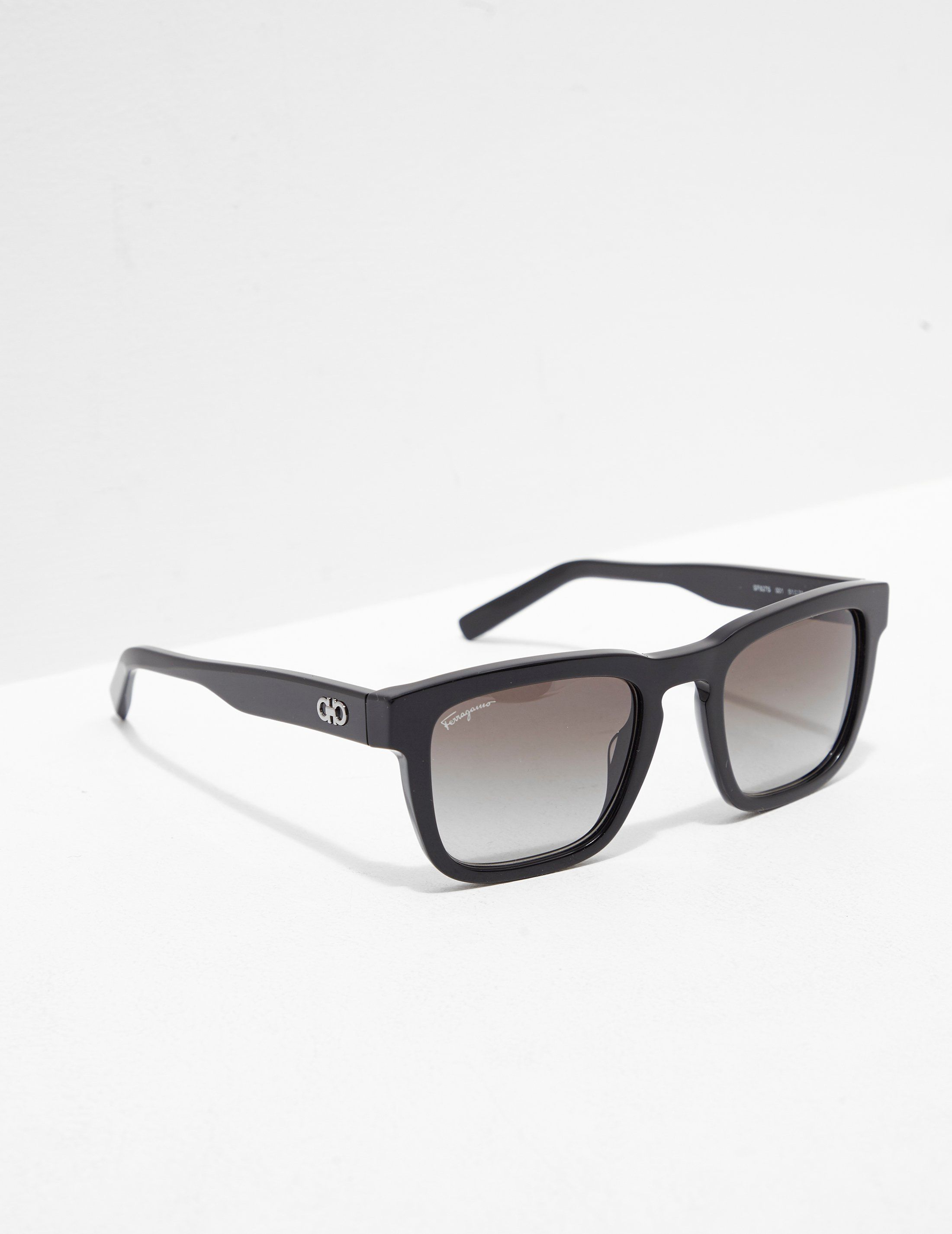 Salvatore Ferragamo Squared Sunglasses