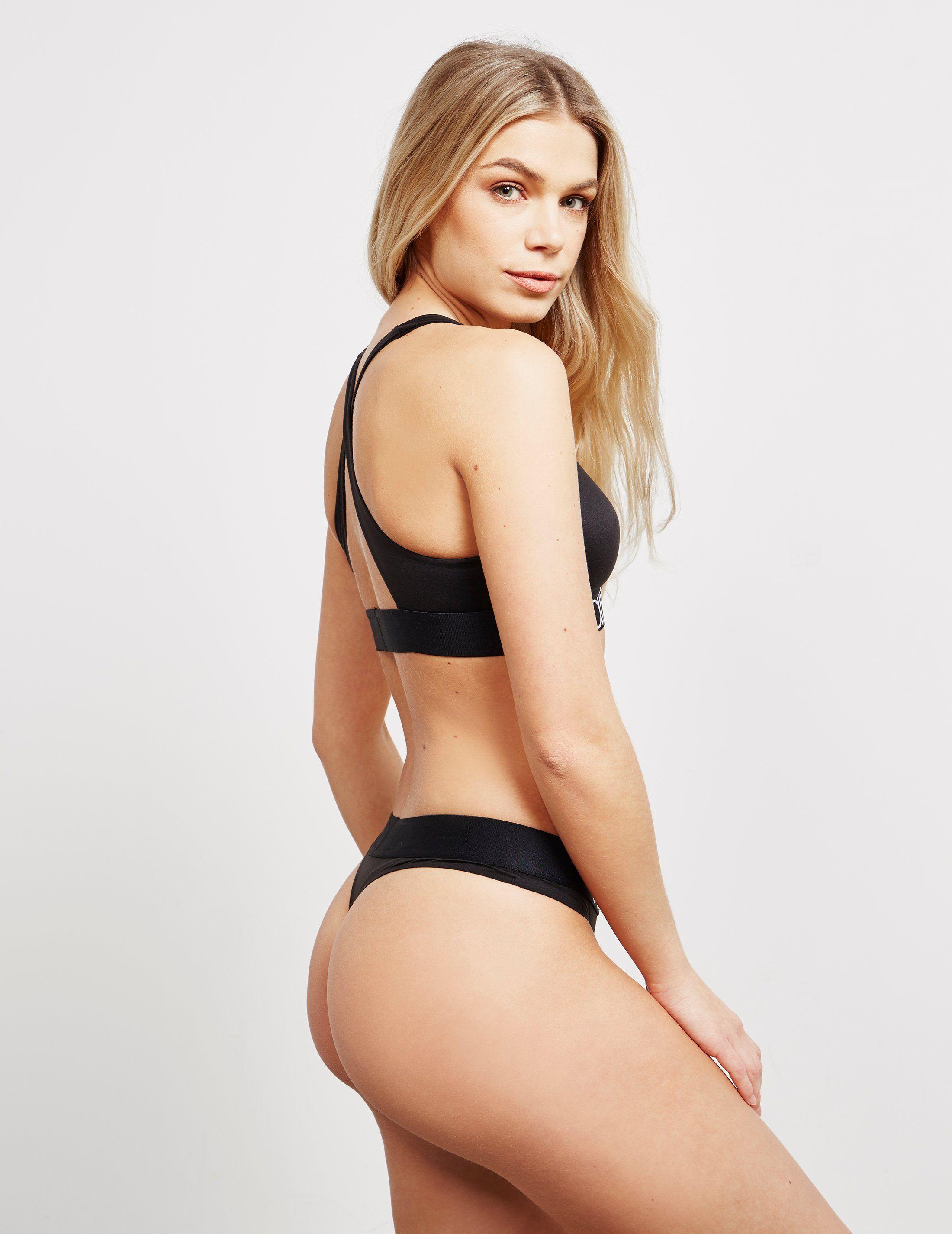 Calvin Klein Underwear Branded Bralette