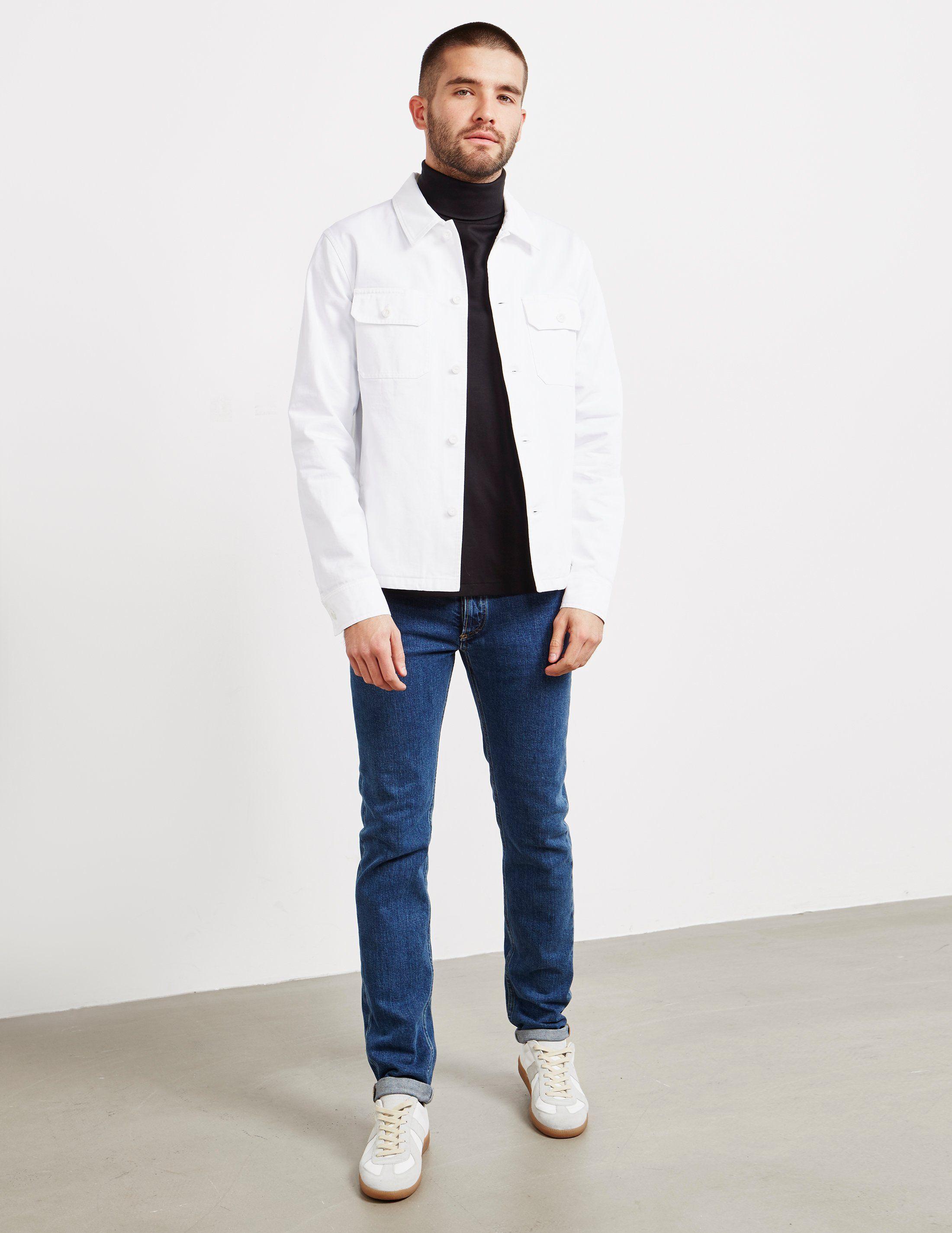 Maison Margiela Button Shirt Jacket