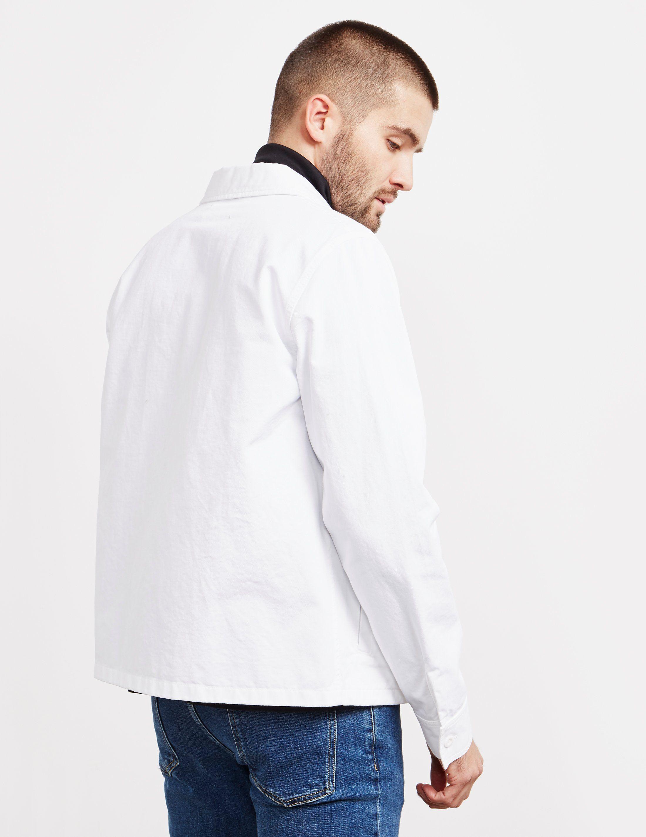 Maison Margiela Button Shirt Jacket - Online Exclusive