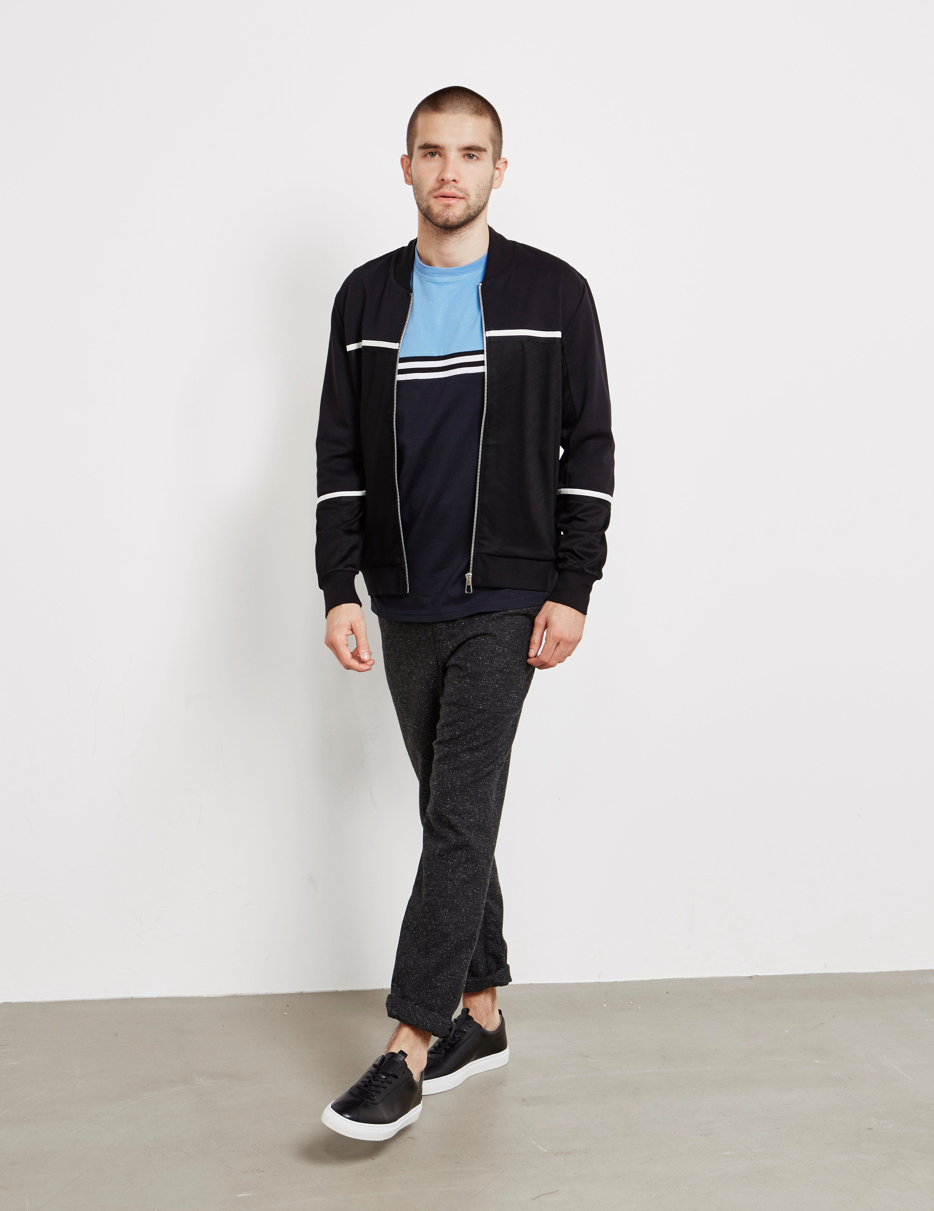 PS Paul Smith Tape Full Zip Track Top