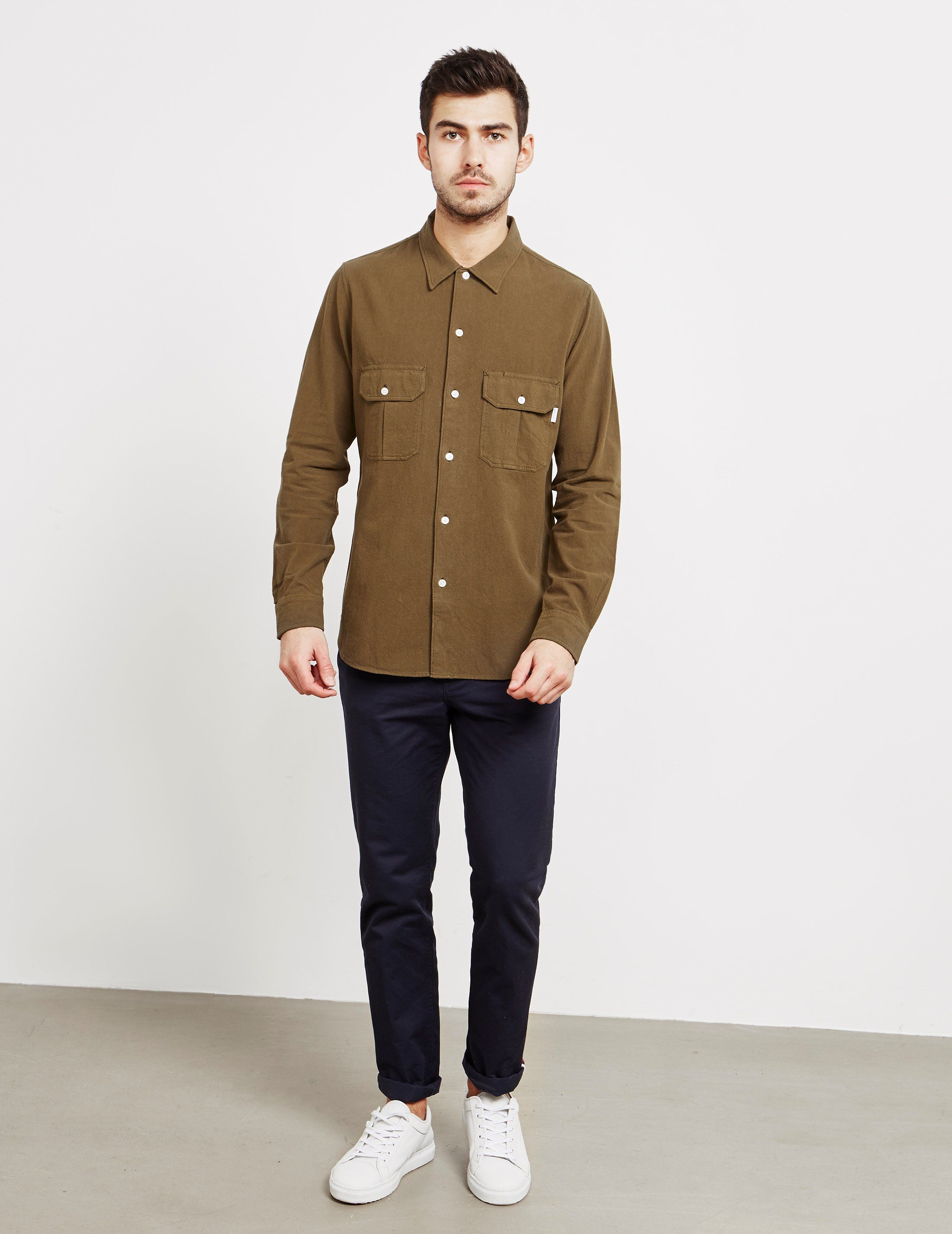 PS Paul Smith Casual Fit Long Sleeve Shirt