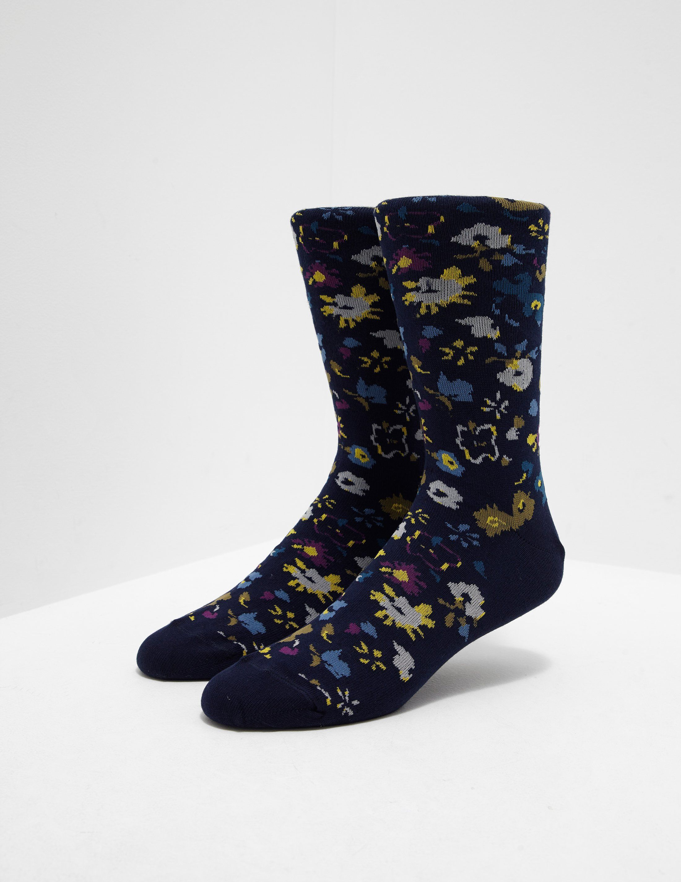 PS Paul Smith Floral Socks - Online Exclusive