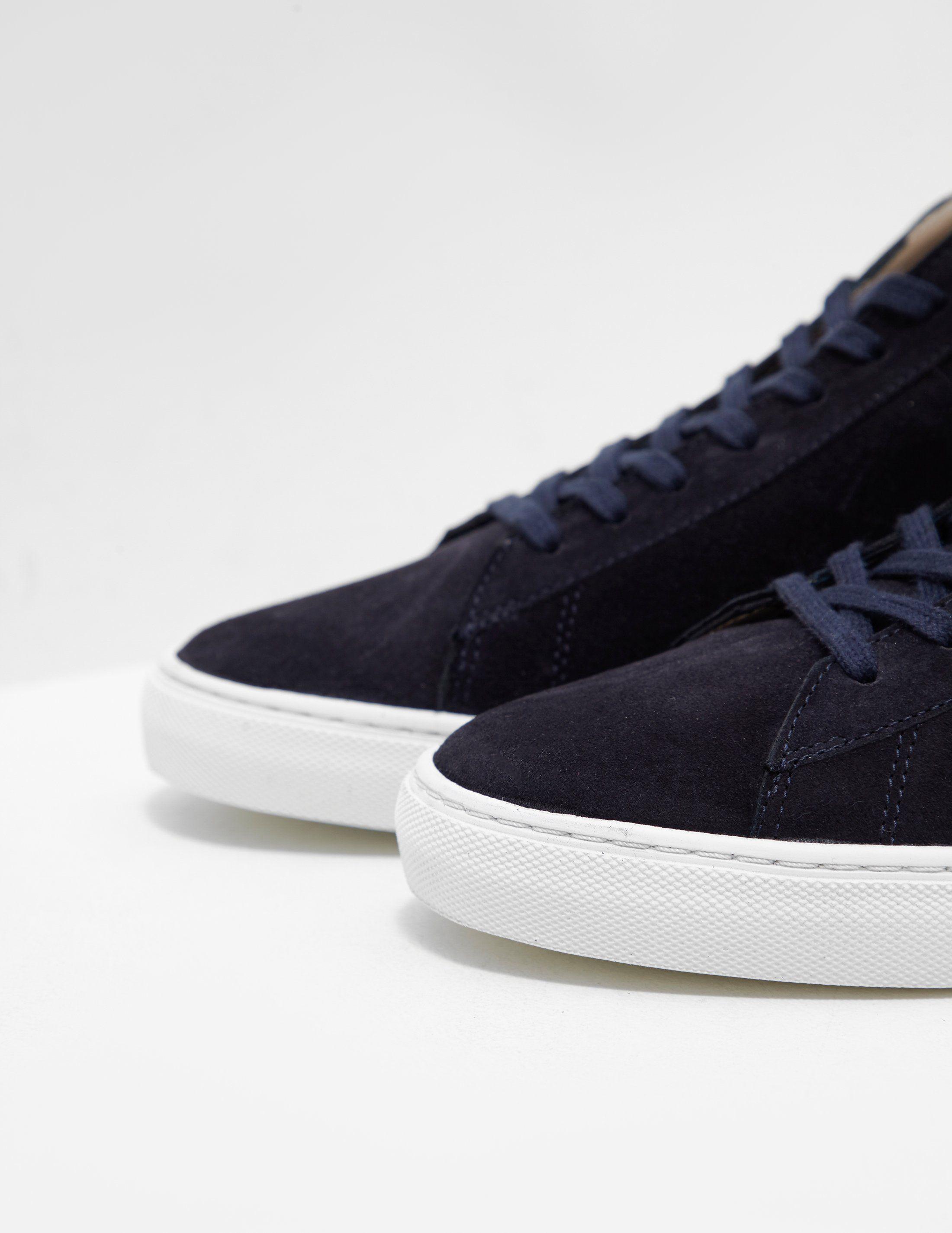 Zespa Mid Top Suede Sneaker