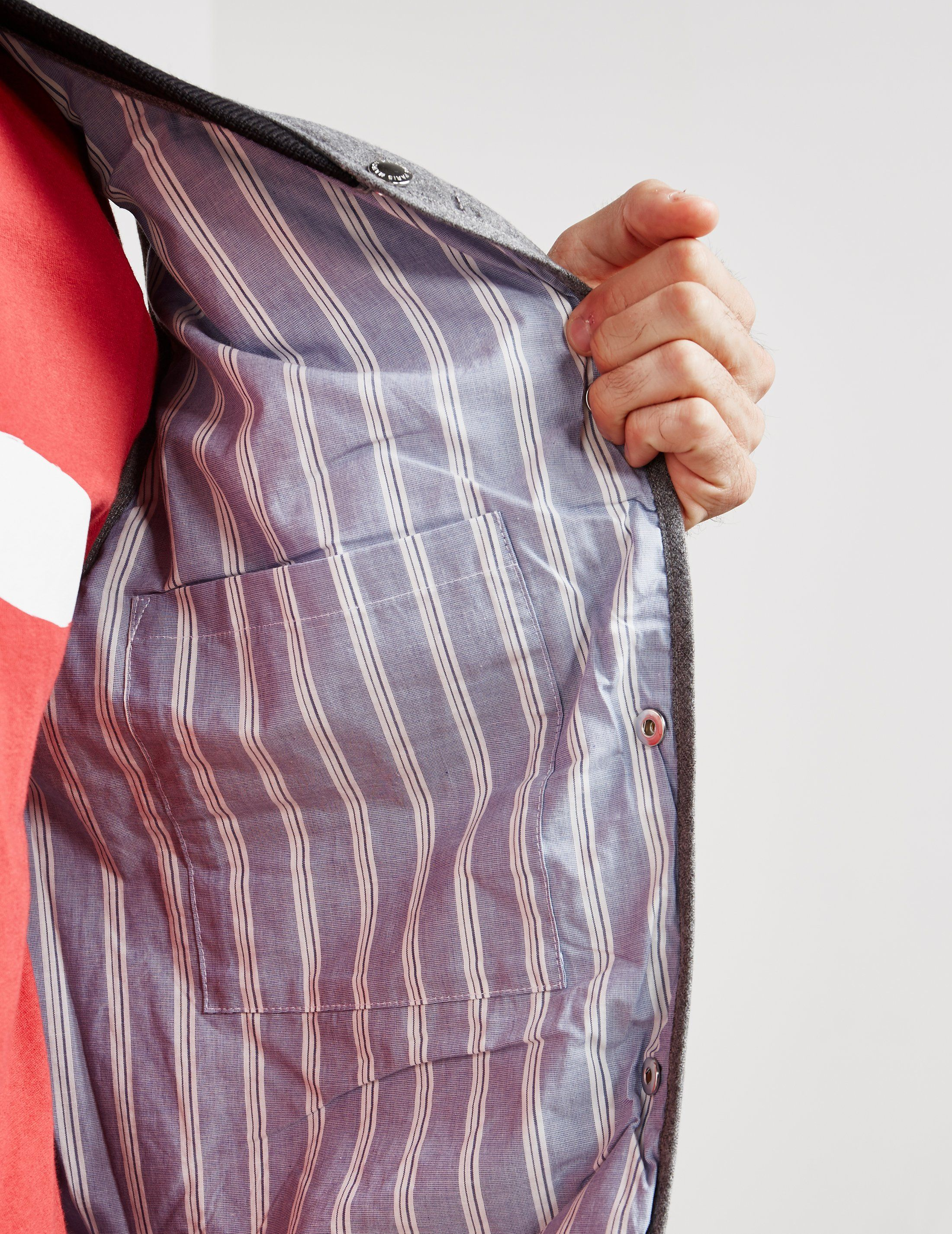 Maison Kitsune Quilted Gilet