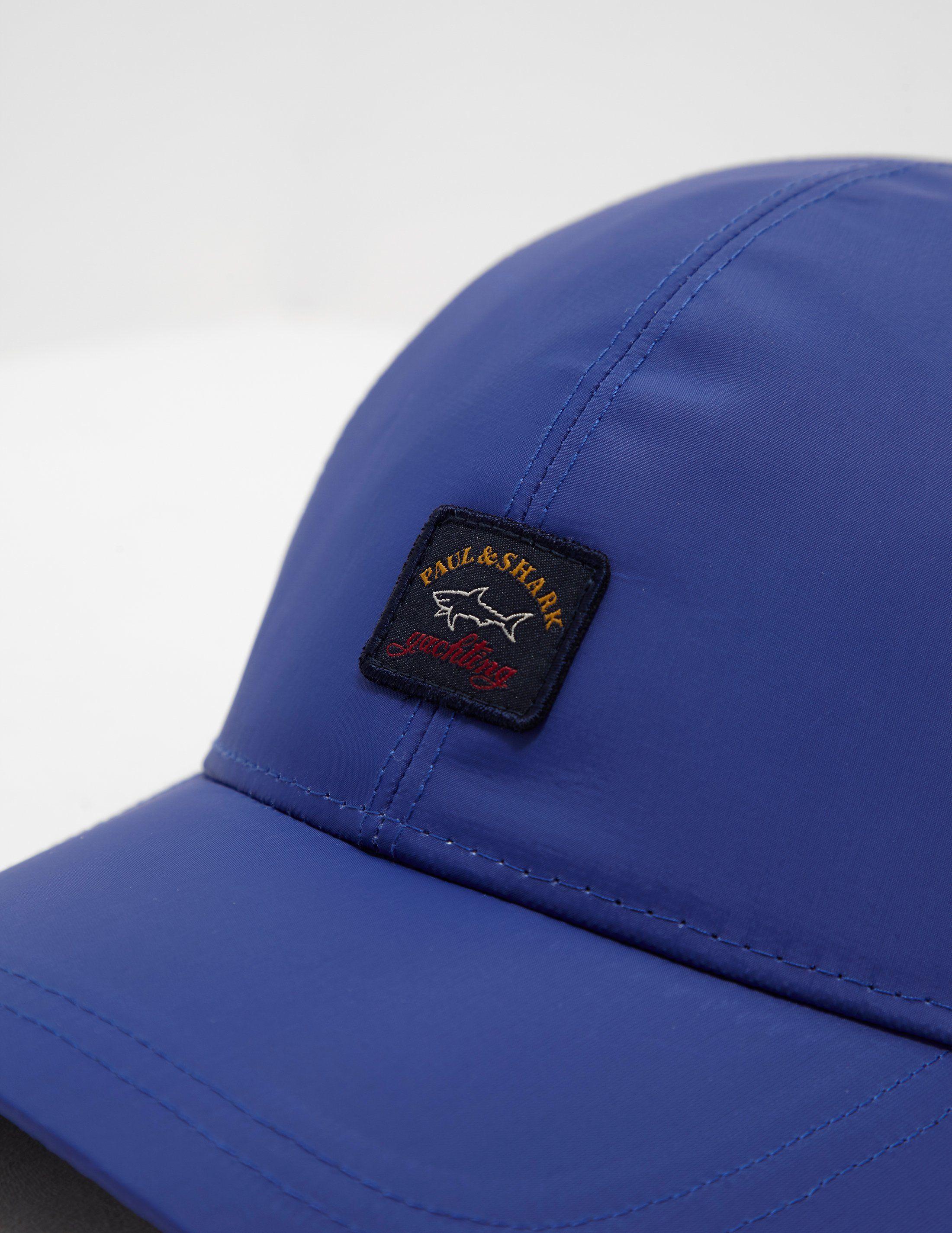 Paul and Shark Nylon Logo Cap