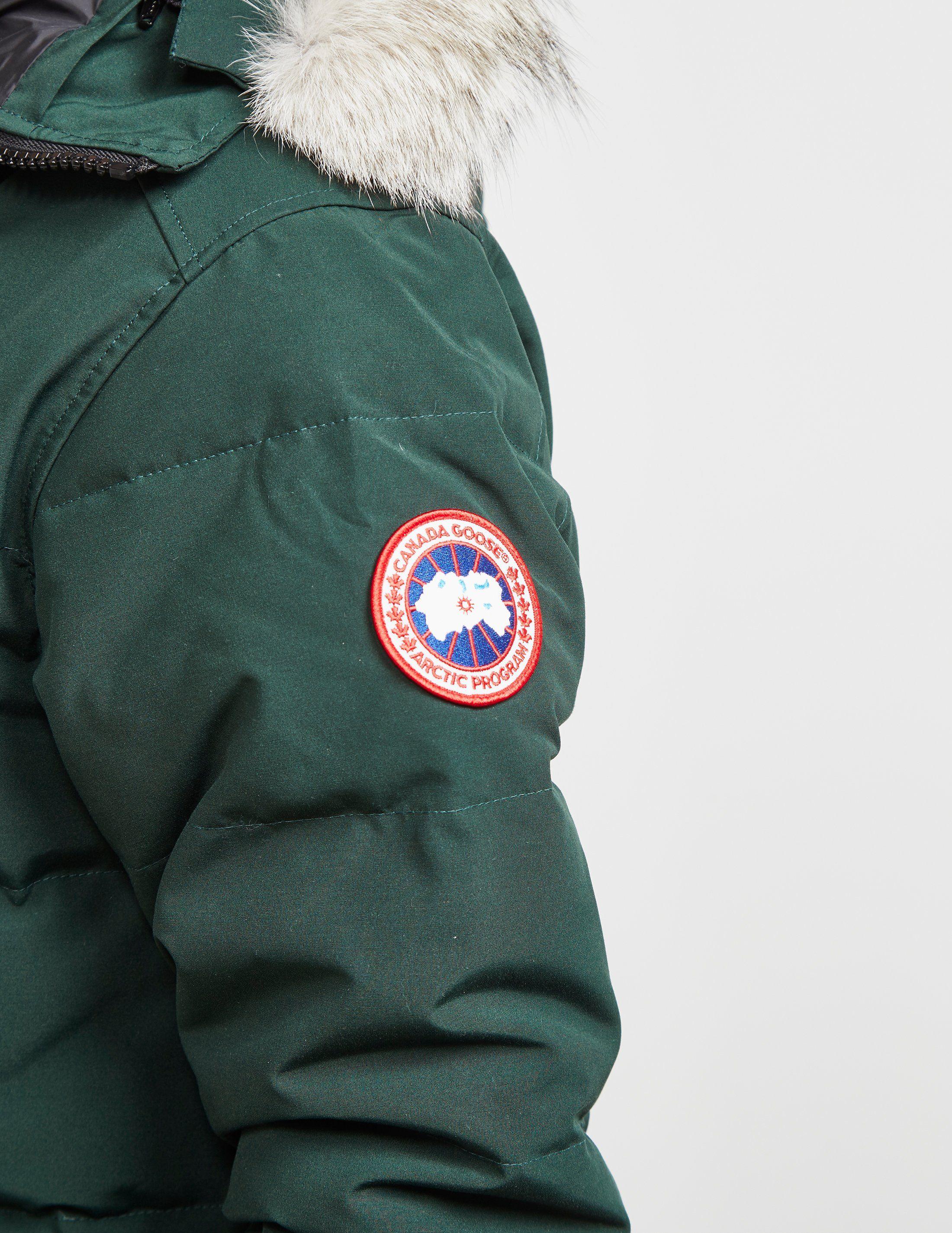 Canada Goose Carson Padded Parka Jacket